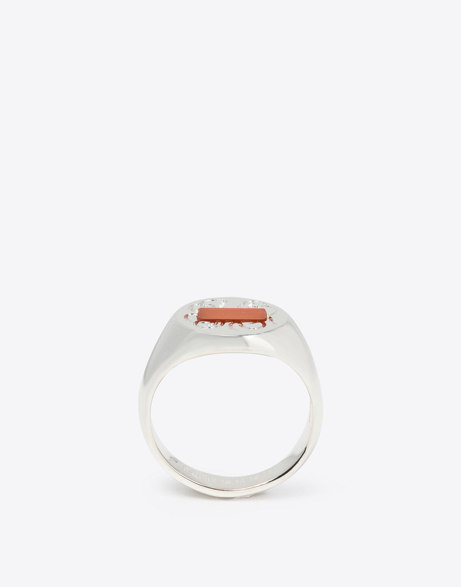 Classic Signet Ring - Metallic Maison Martin Margiela xE0y7