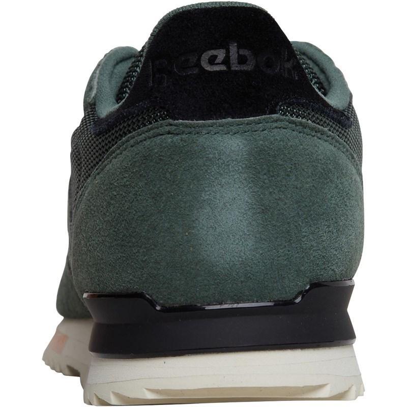 b38fa60a78d Reebok - Leather Ripple Sn Trainers Chalk Green whisper Teal classic White  for Men. View fullscreen