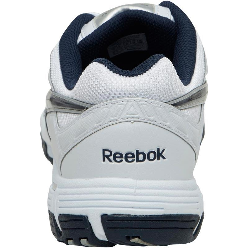 a5d3657ccb16 Reebok Neche Dmx Ride Training Shoes White navy silver in White for ...