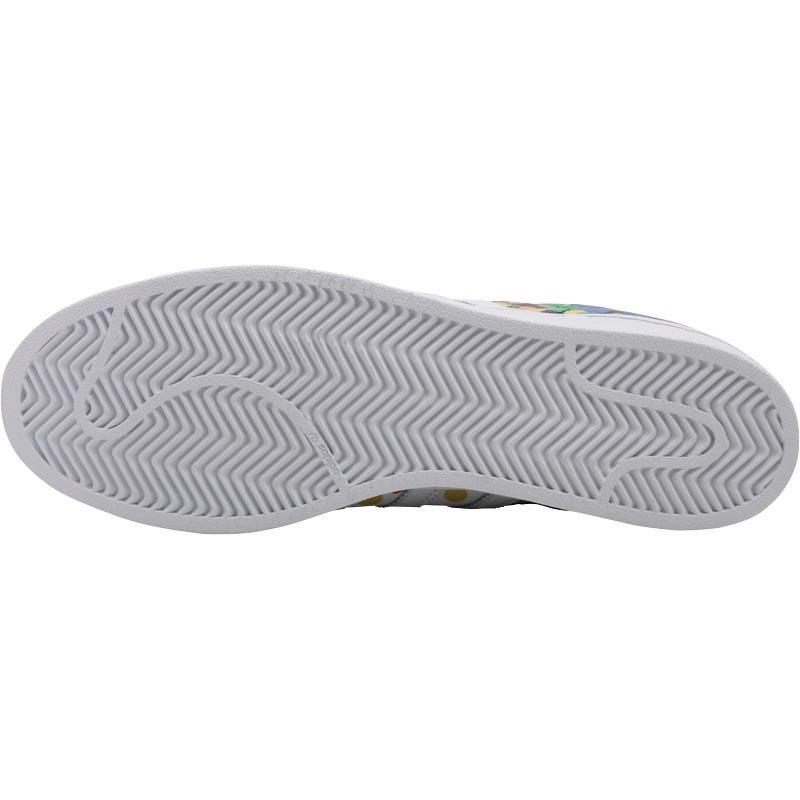 0636ae425c06 adidas Originals Pride Pack Superstar Trainers Footwear White core ...