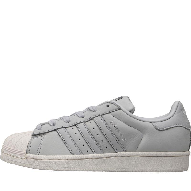 sale retailer 25dcf d19ce adidas Originals Superstar Trainers Light Solid Grey light Solid ...
