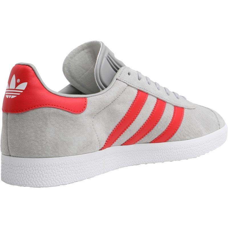 3aa1929386a1 ... Adidas Originals Gazelle Sneaker in Gray for Men - Lyst speical offer  89087c5c7c ...