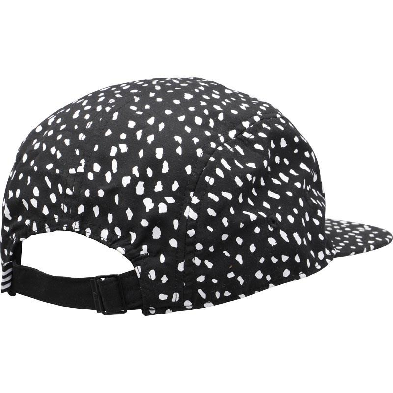 fed6e03c263 adidas Originals Dots Cap Black white in Black for Men - Lyst
