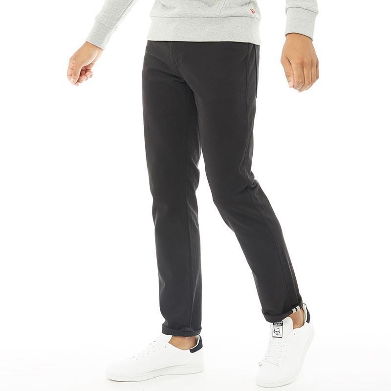 b5faef9c606 Levi's Commuter Pro 511 Slim Fit Jeans Stay Dark in Black for Men - Lyst
