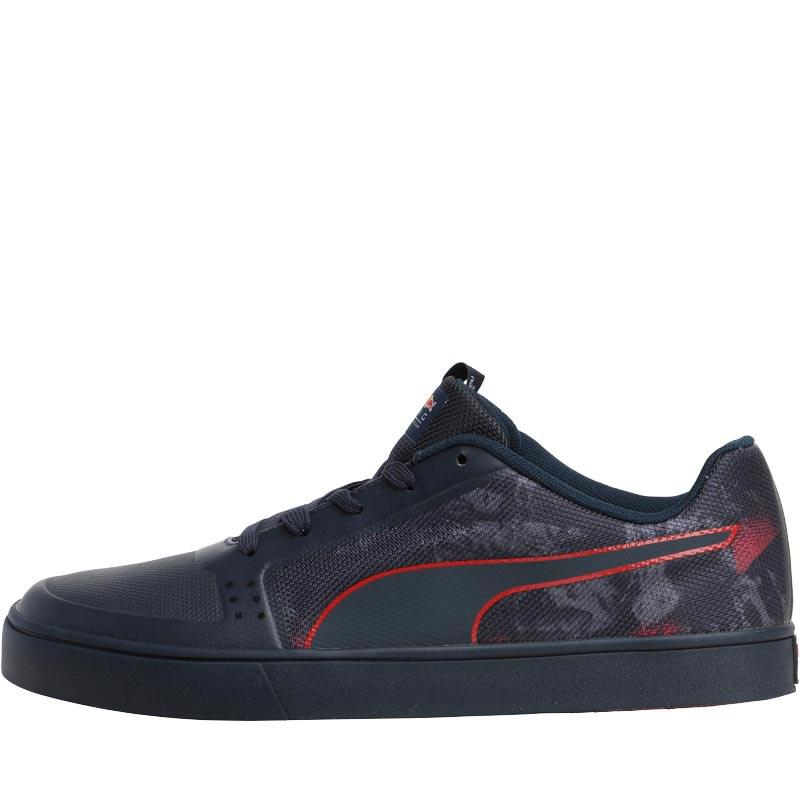 02032d49a1a PUMA F1 Red Bull Racing Wings Team Vulc Trainers Total Eclipse red ...