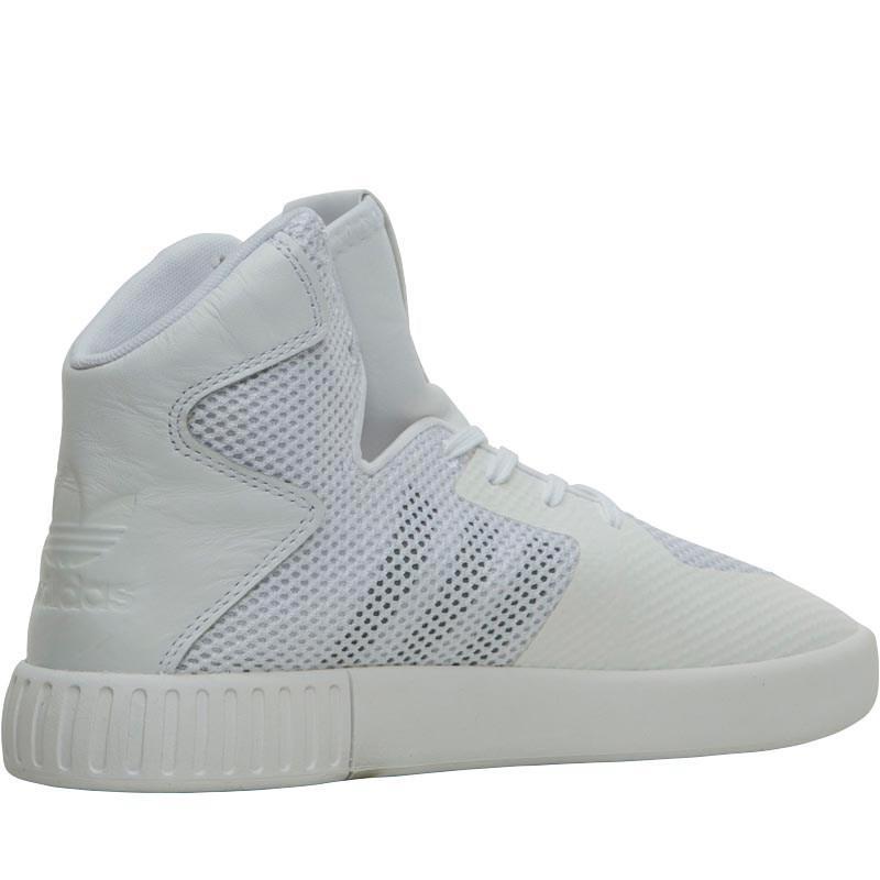 Adidas Hi Originali Tubulare Invasore Deco Hi Adidas - Top Bianco In Bianco Lyst d6dffa