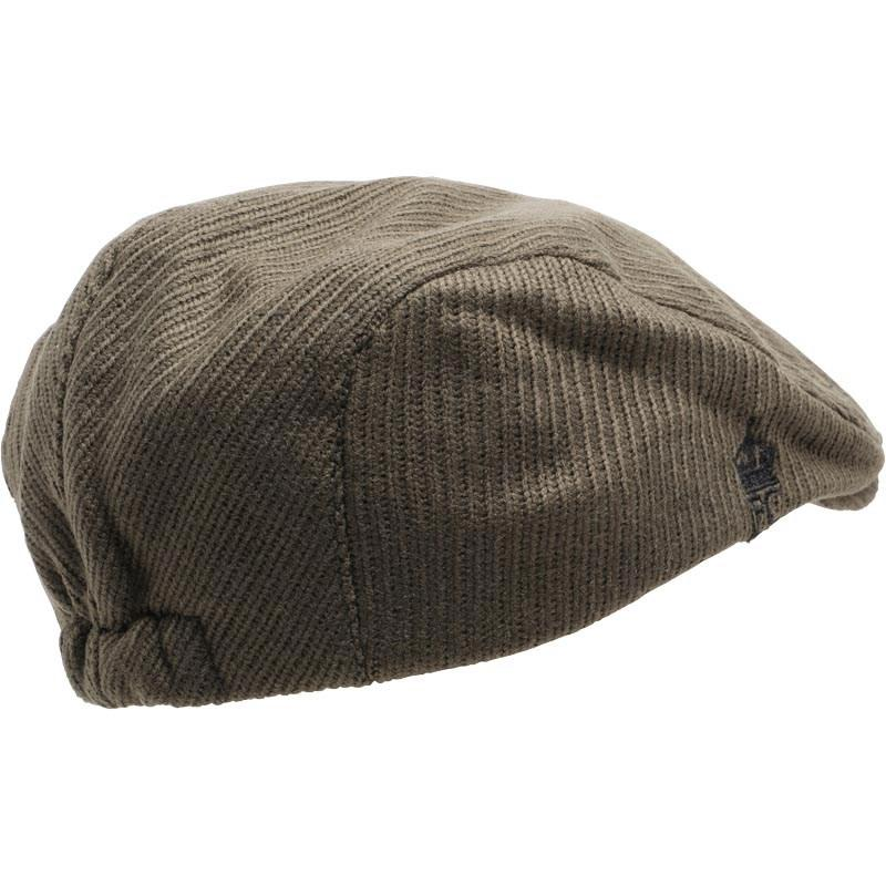 French Connection Travis Flat Cap Khaki in Natural for Men - Lyst a6c1e03d9db2