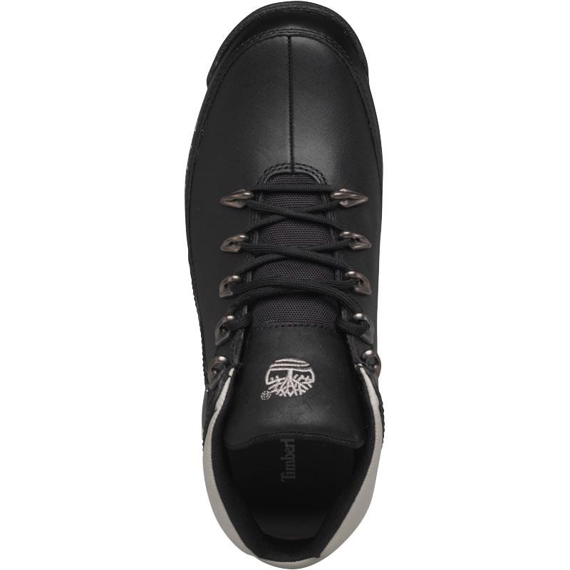 bdee0a0fbd4 Lyst Euro Black Timberland Hiker For In Boots Rock Leather Men FAAzUwq