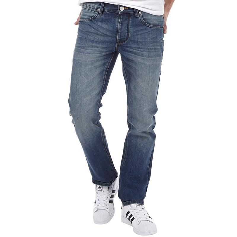 French Connection James Regular Slim Jeans Stone Wash in Blue for ... 5b322c473