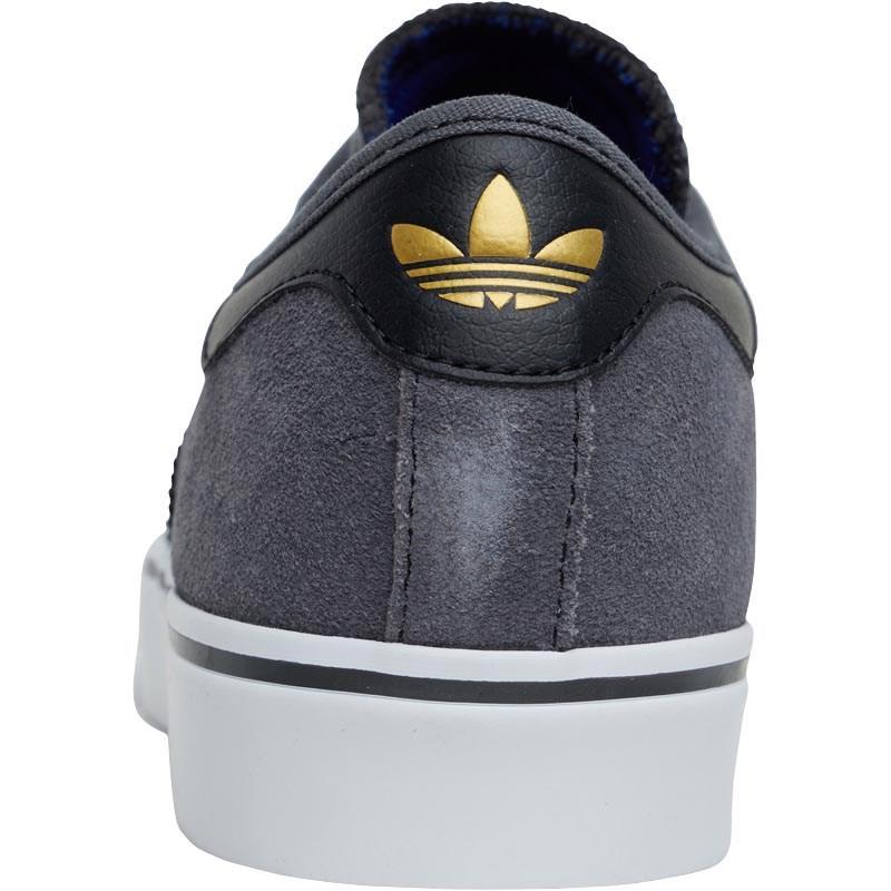 2e38649e9f27 adidas Originals Adiease Premiere Trainers Grey Five core Black ...