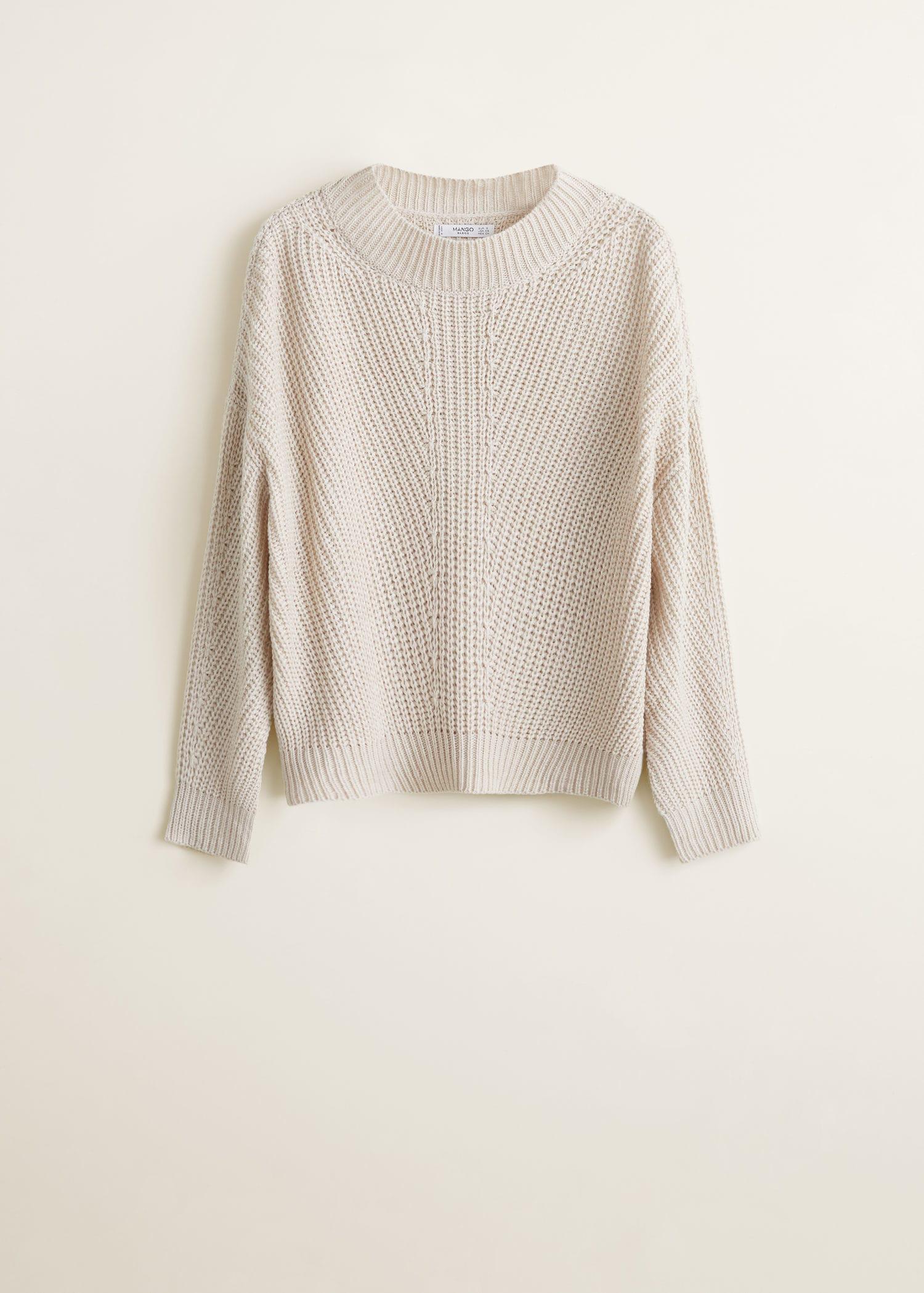 d43a5023070e ... Open-knit Sweater - Lyst. View fullscreen