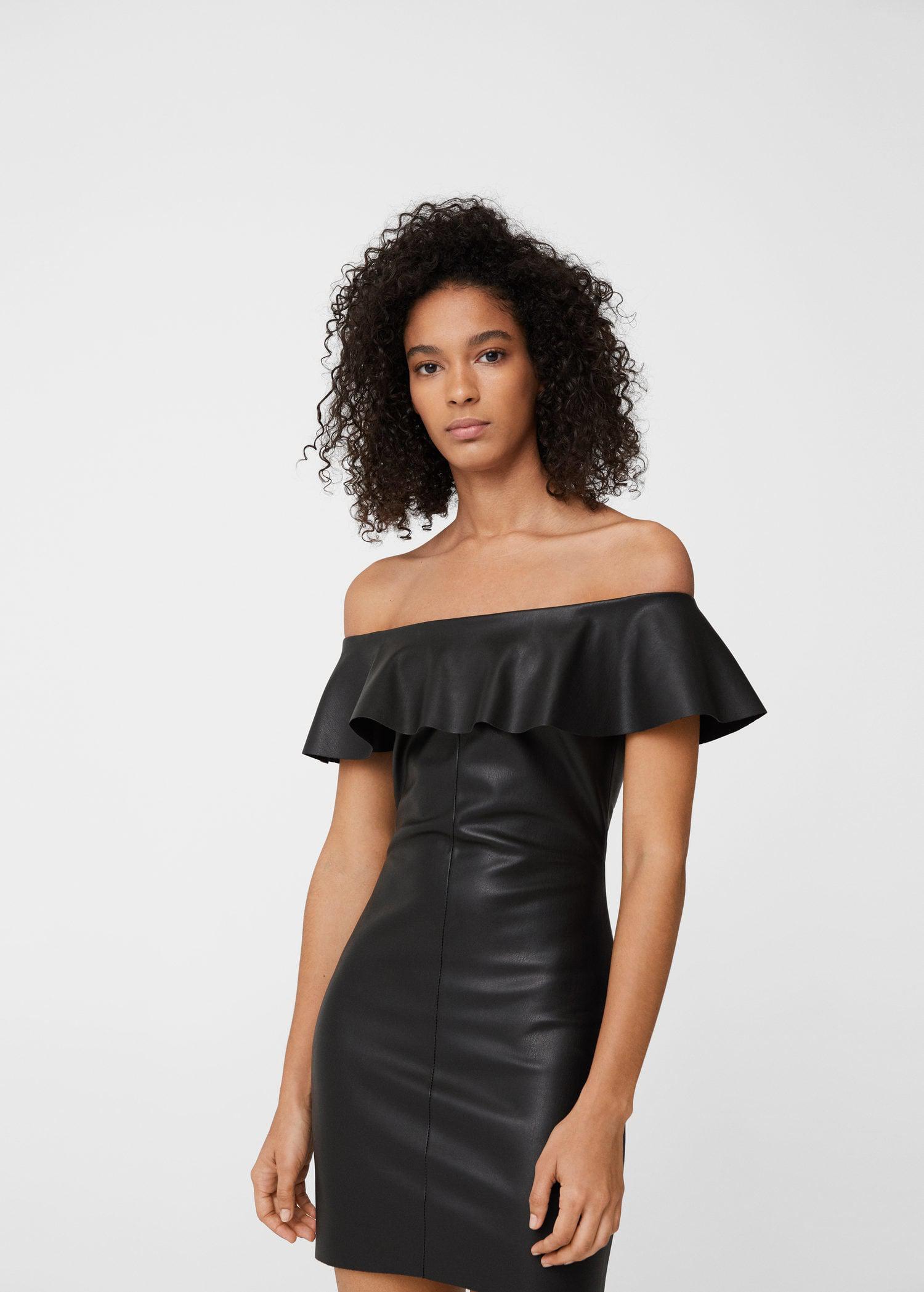 Coco mango cocktail dress