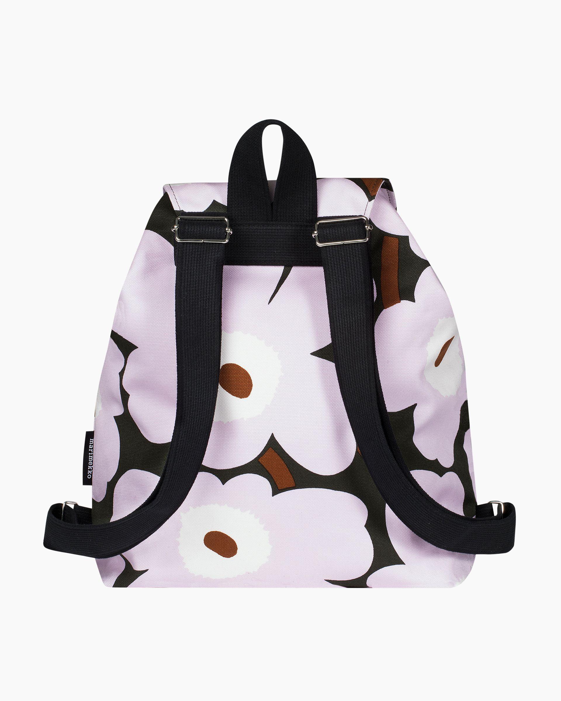 427ed98150 Marimekko - Pink Erika Pieni Unikko Backpack - Lyst. View fullscreen