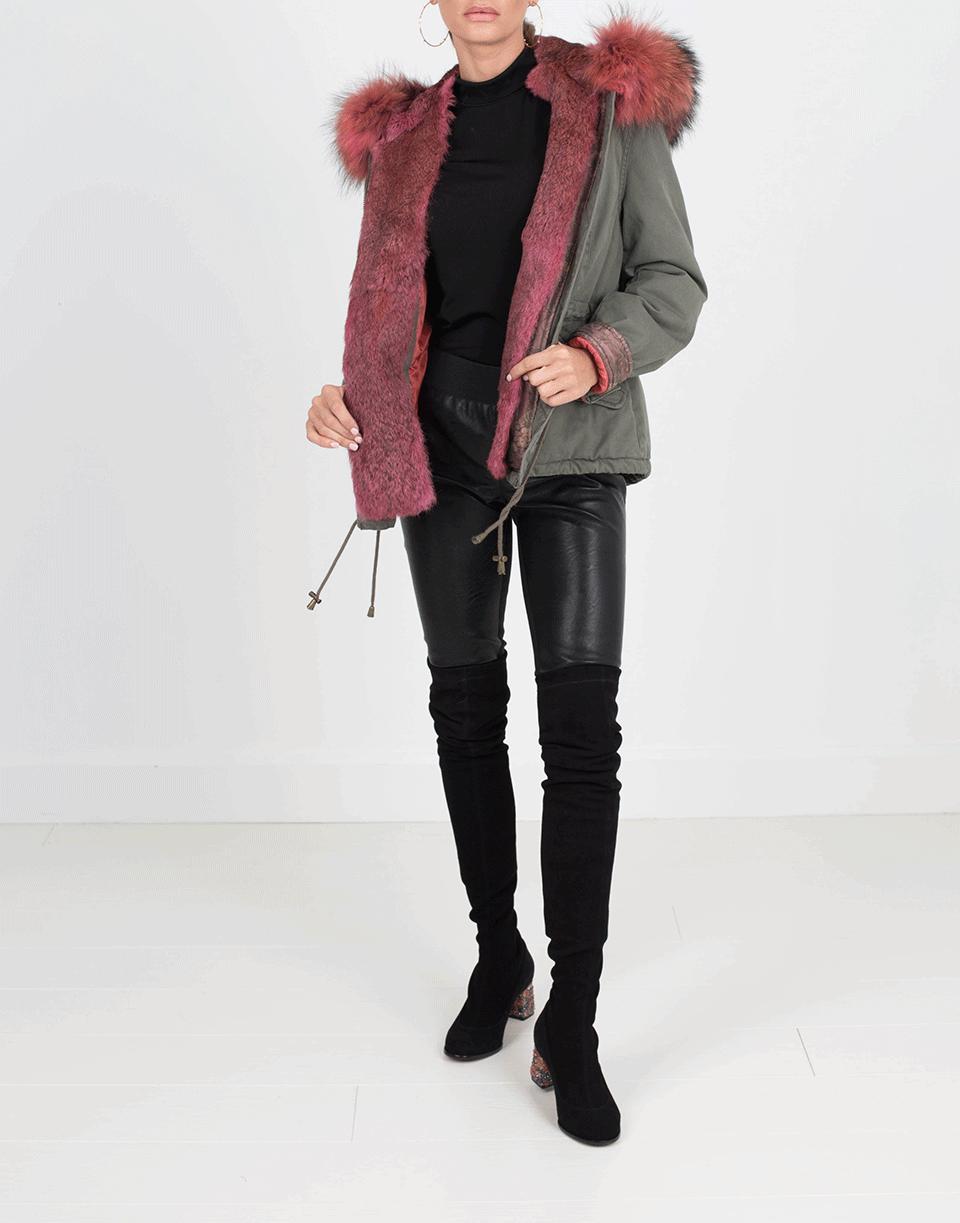 3992da3d759 Lyst - Sophia Webster Suranne Over The Knee Boot in Black