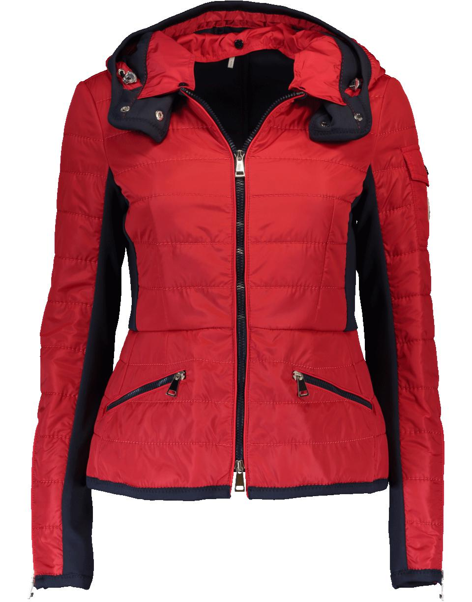moncler View all Outerwear RED