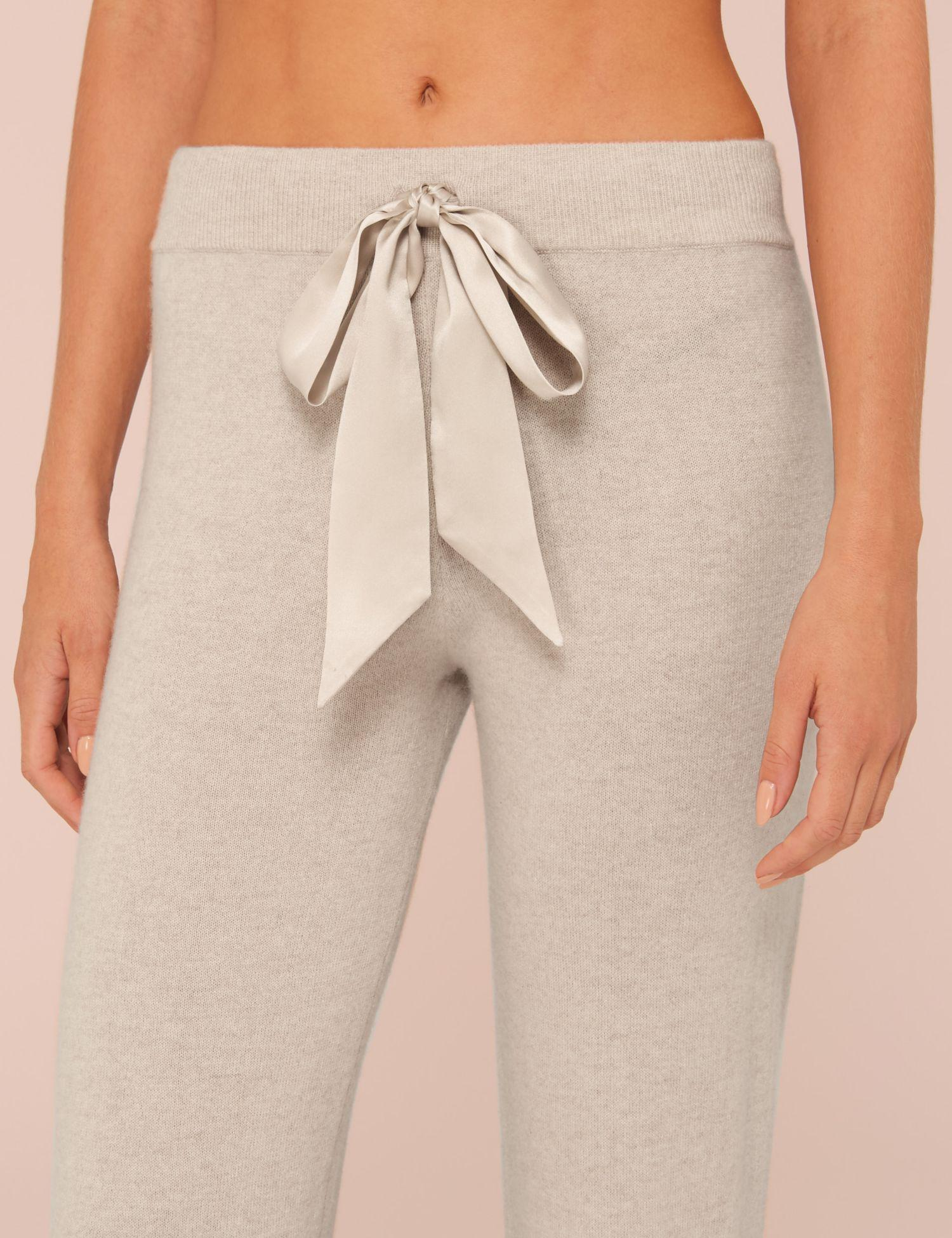b24d1414b7f2 Marks   Spencer Pure Cashmere Pyjama Bottoms in Natural - Lyst