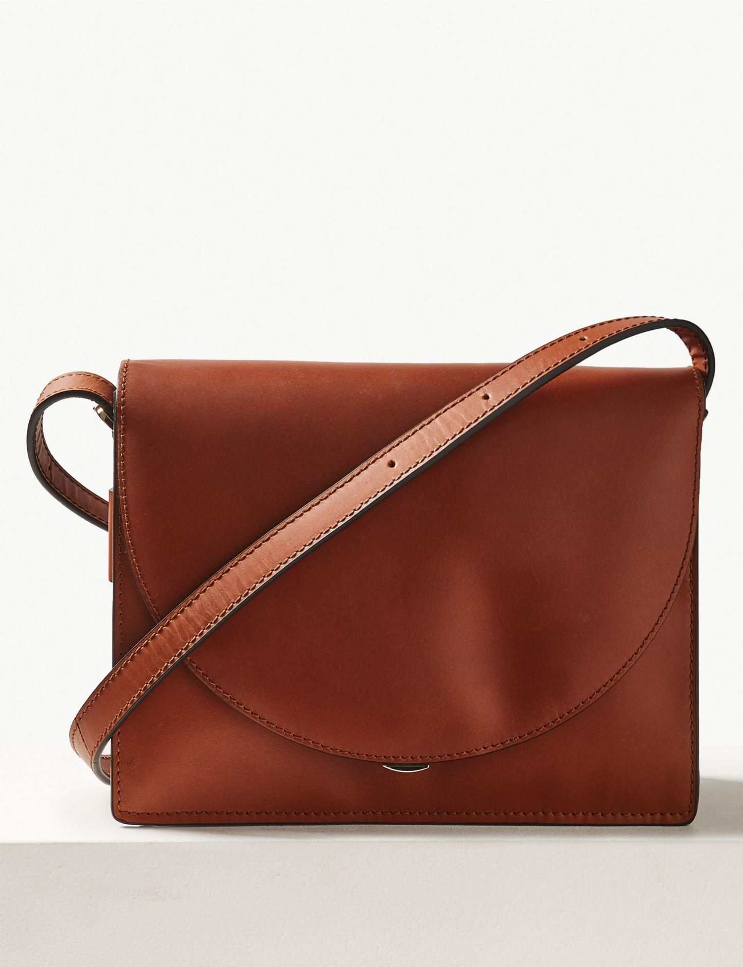 29aa293747b Tan Leather Bag Marks And Spencer
