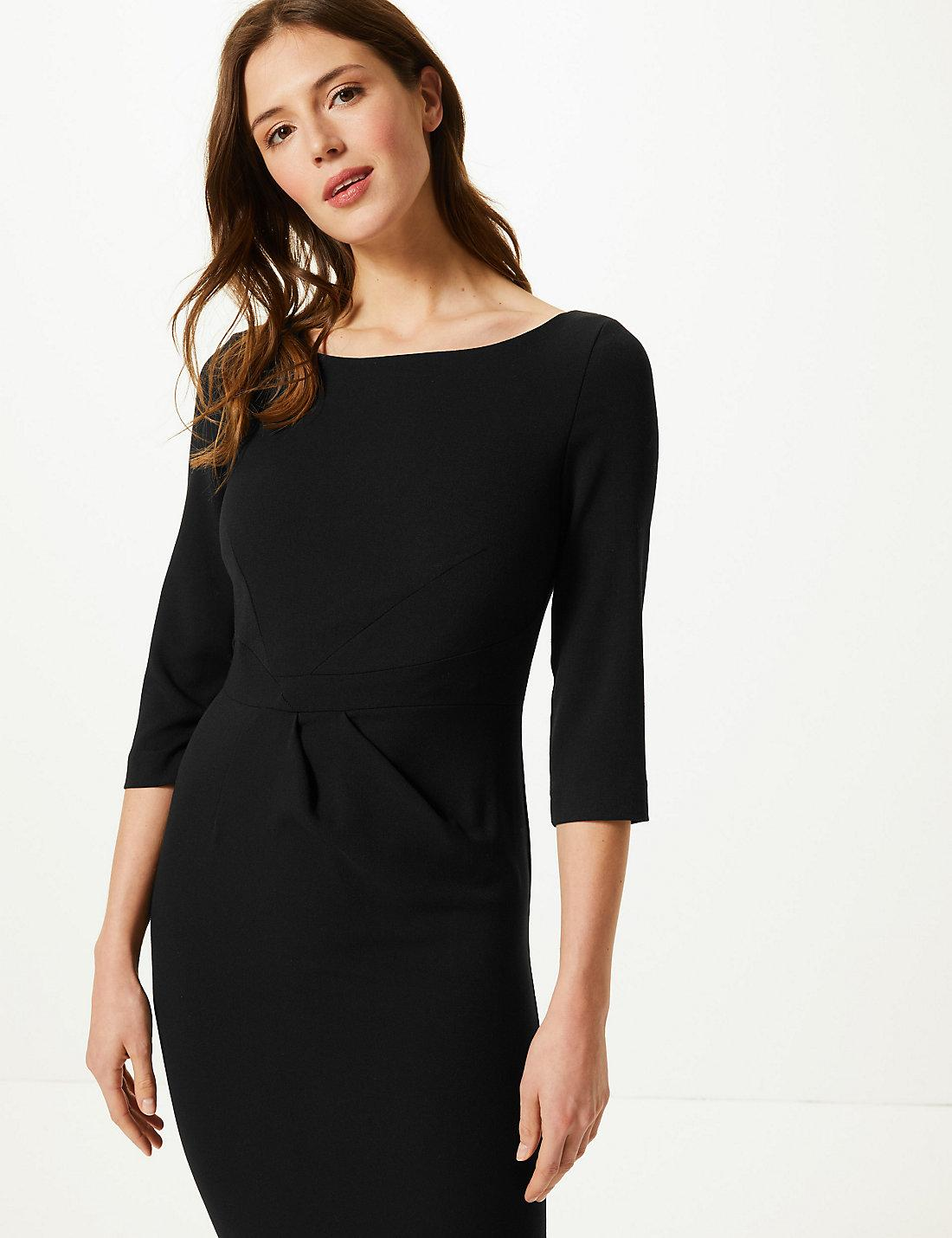 Marks and spencer bodycon dresses and plus size