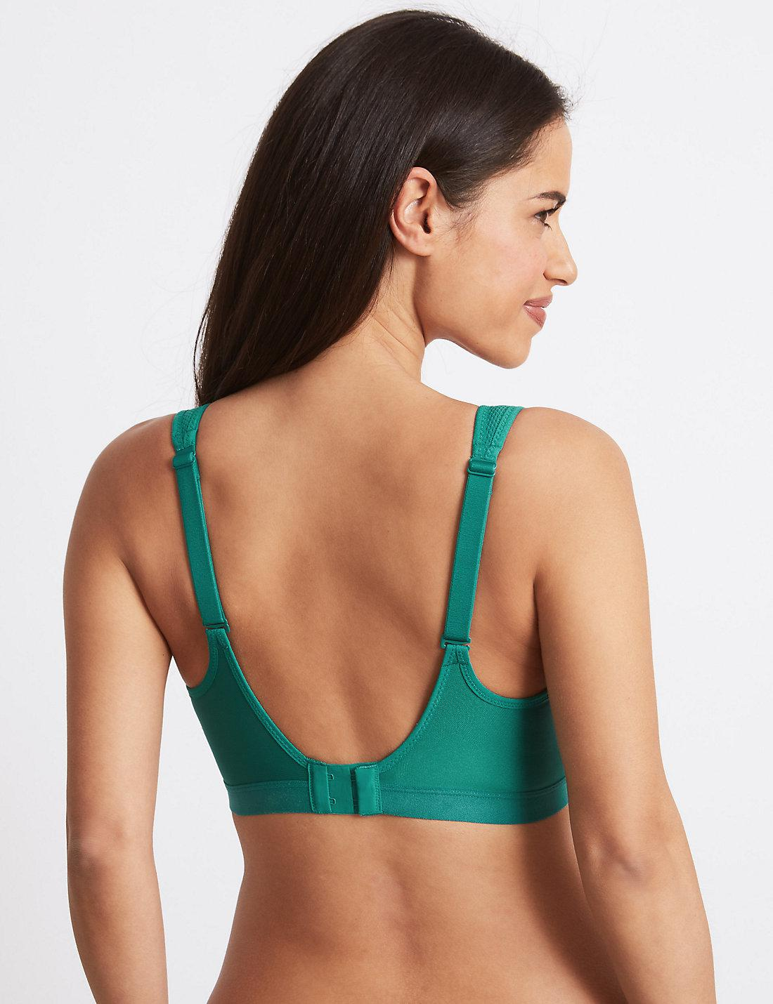 a8be9827a57 Lyst - Marks   Spencer Maternity High Impact Non-wired Sports Bra ...