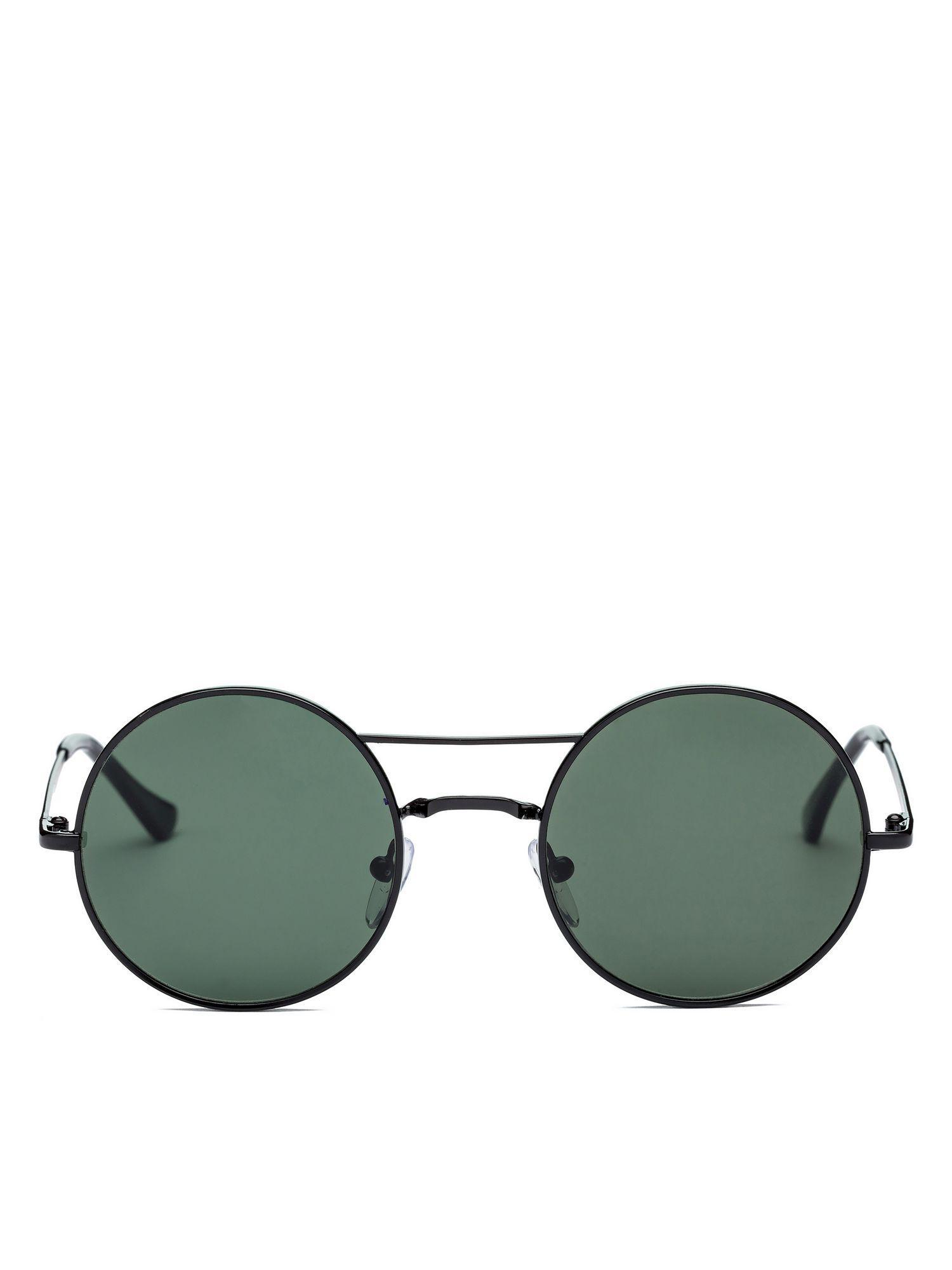 5dd332dfe28 Lyst - Marni Dot Glasses In Metal in Metallic