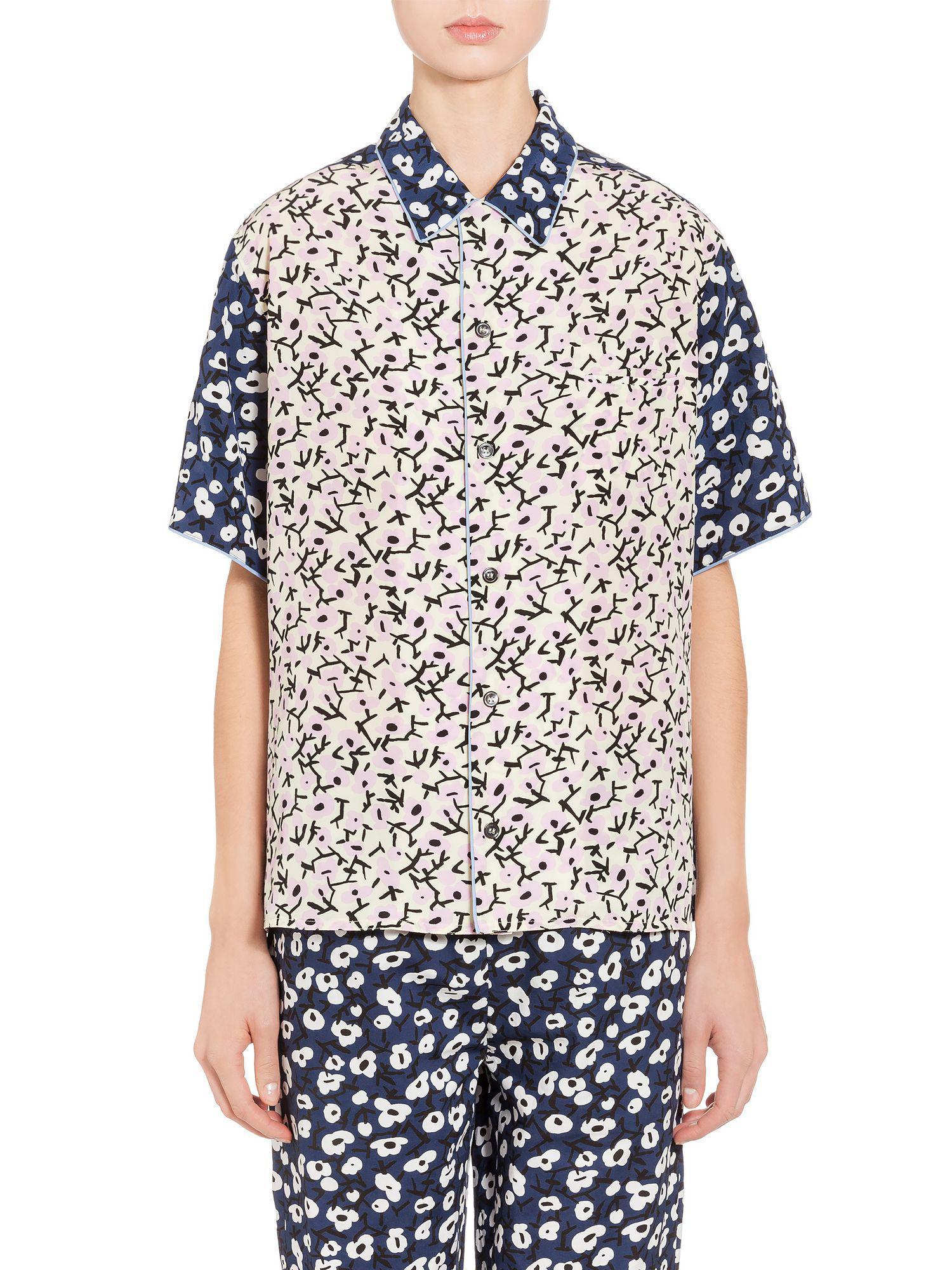 Sofia print shirt - Multicolour Marni Sale 2018 Online Cheap Online M0vkQ
