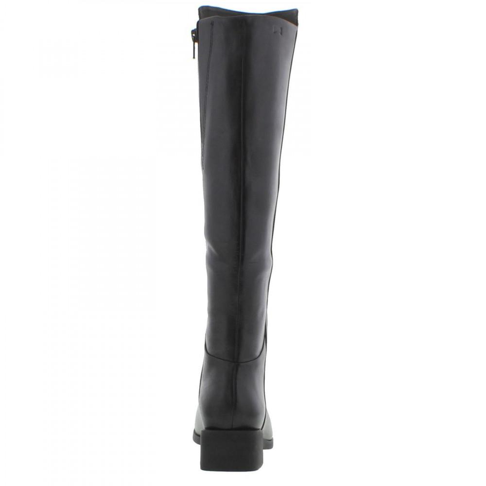 6bc6aa8375a Camper Kobo K400148 Tall Leather Boots in Black - Lyst