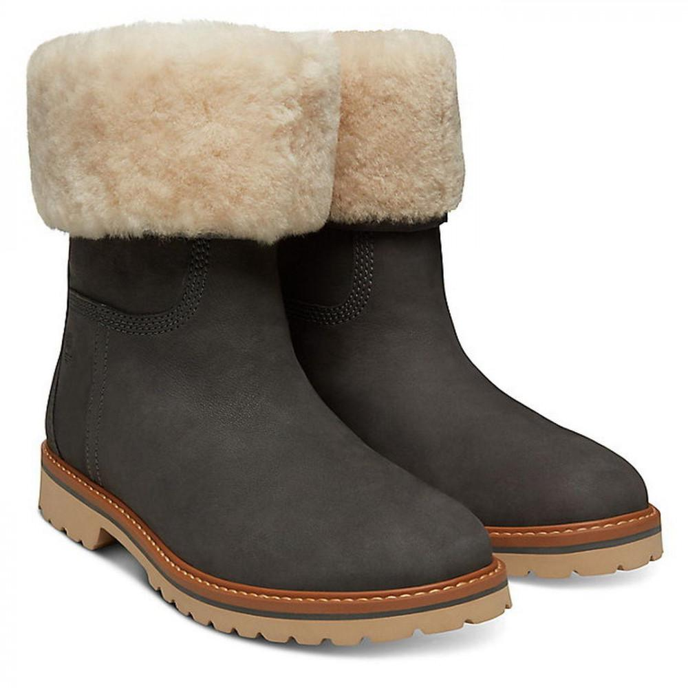 Timberland - Gray Chamonix Valley Warm Winter Waterproof Snow Boots - Lyst.  View fullscreen 74ddbfd9c9