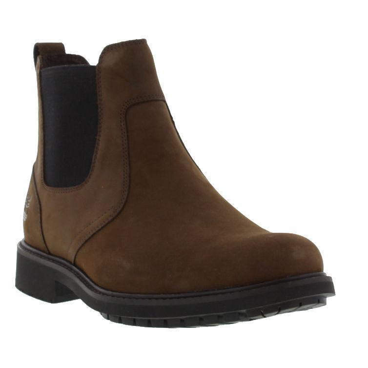 a96caf5738727 Timberland Earthkeeper Stormbuck Waterproof Chelsea Boots Brown in ...
