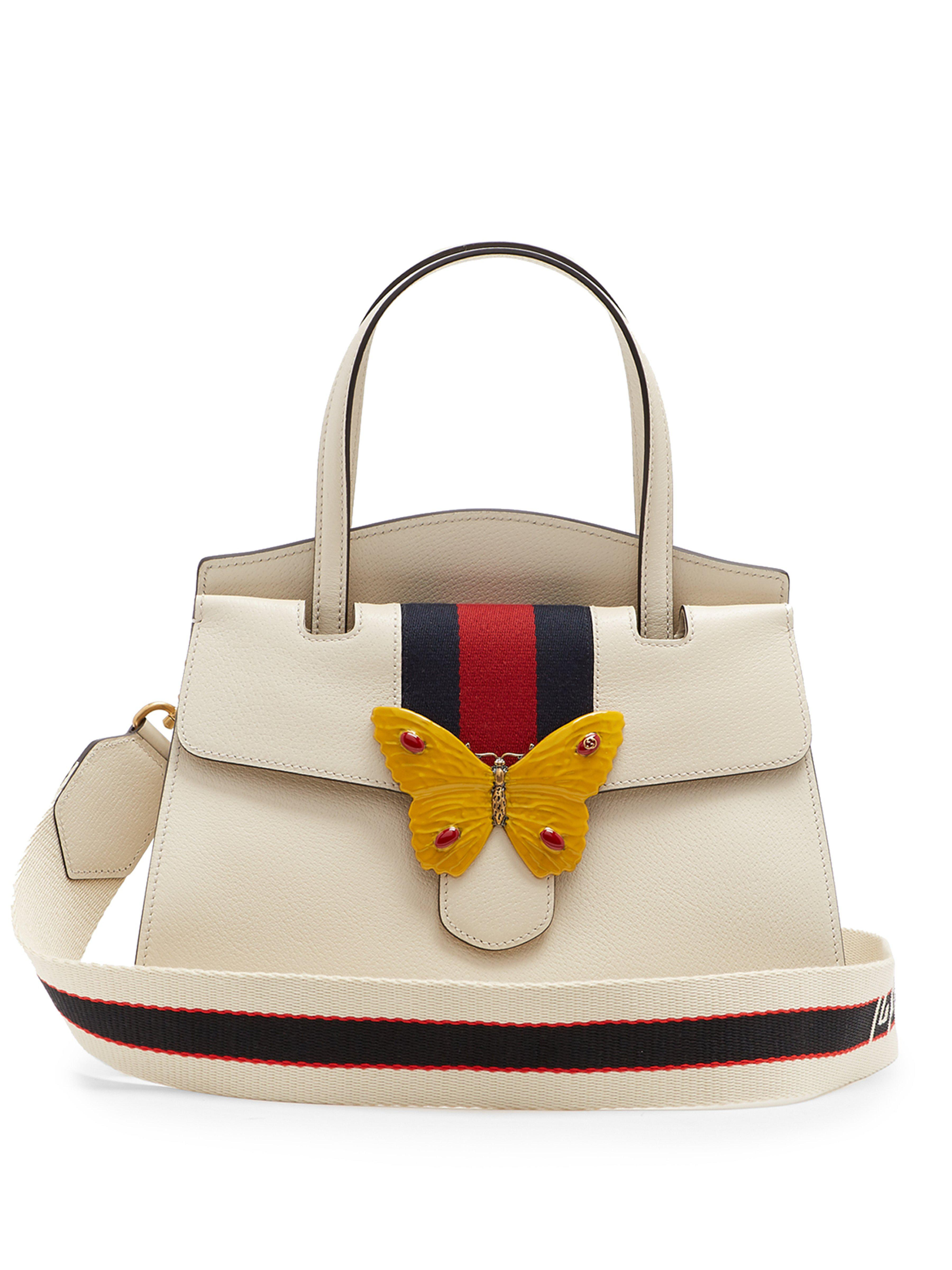 7996f89a8c40 Gucci. Women's Totem Grained Leather Bag