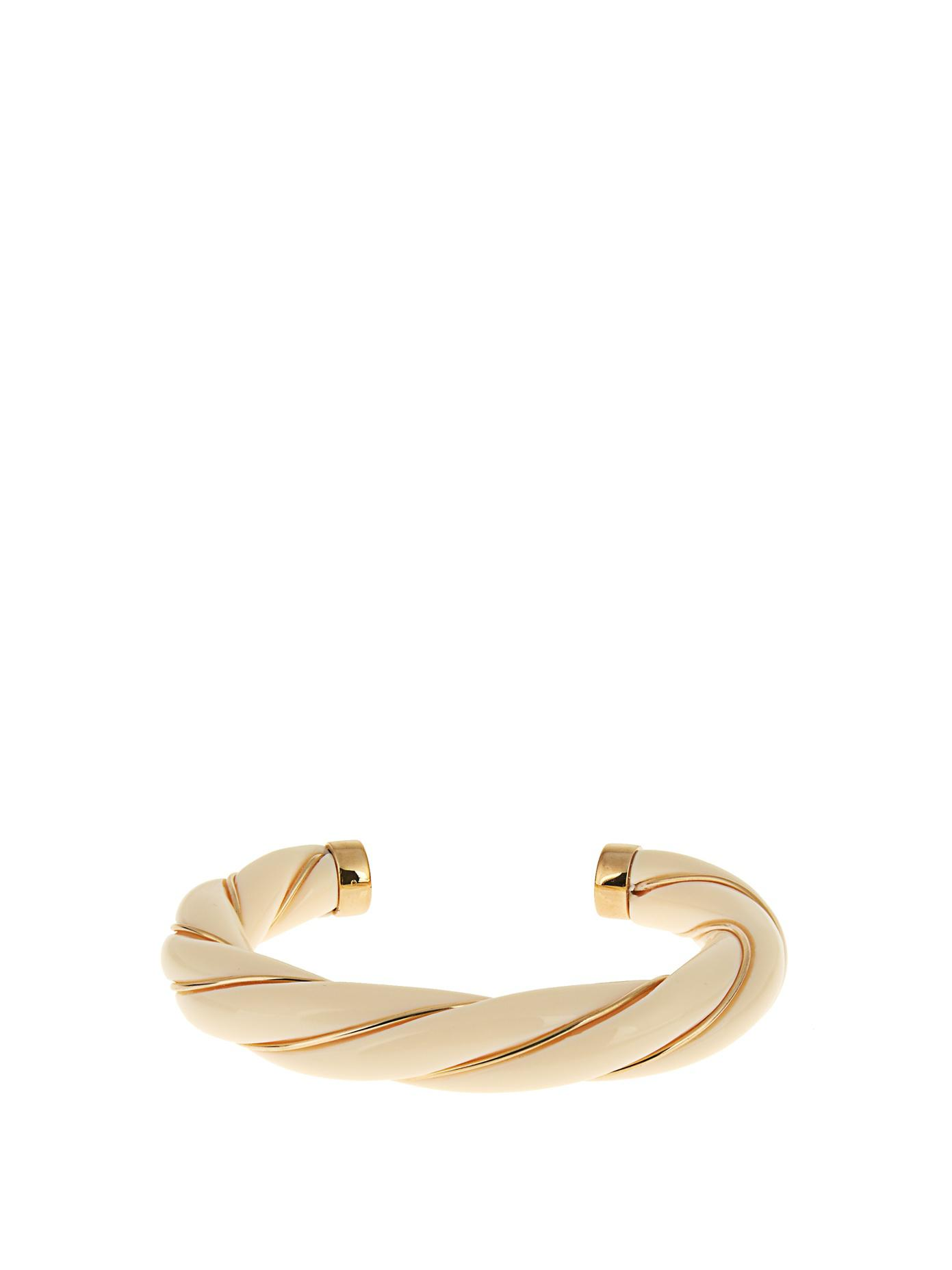 Aurélie Bidermann Diana gold-plated twisted cuff X5Bb9wG