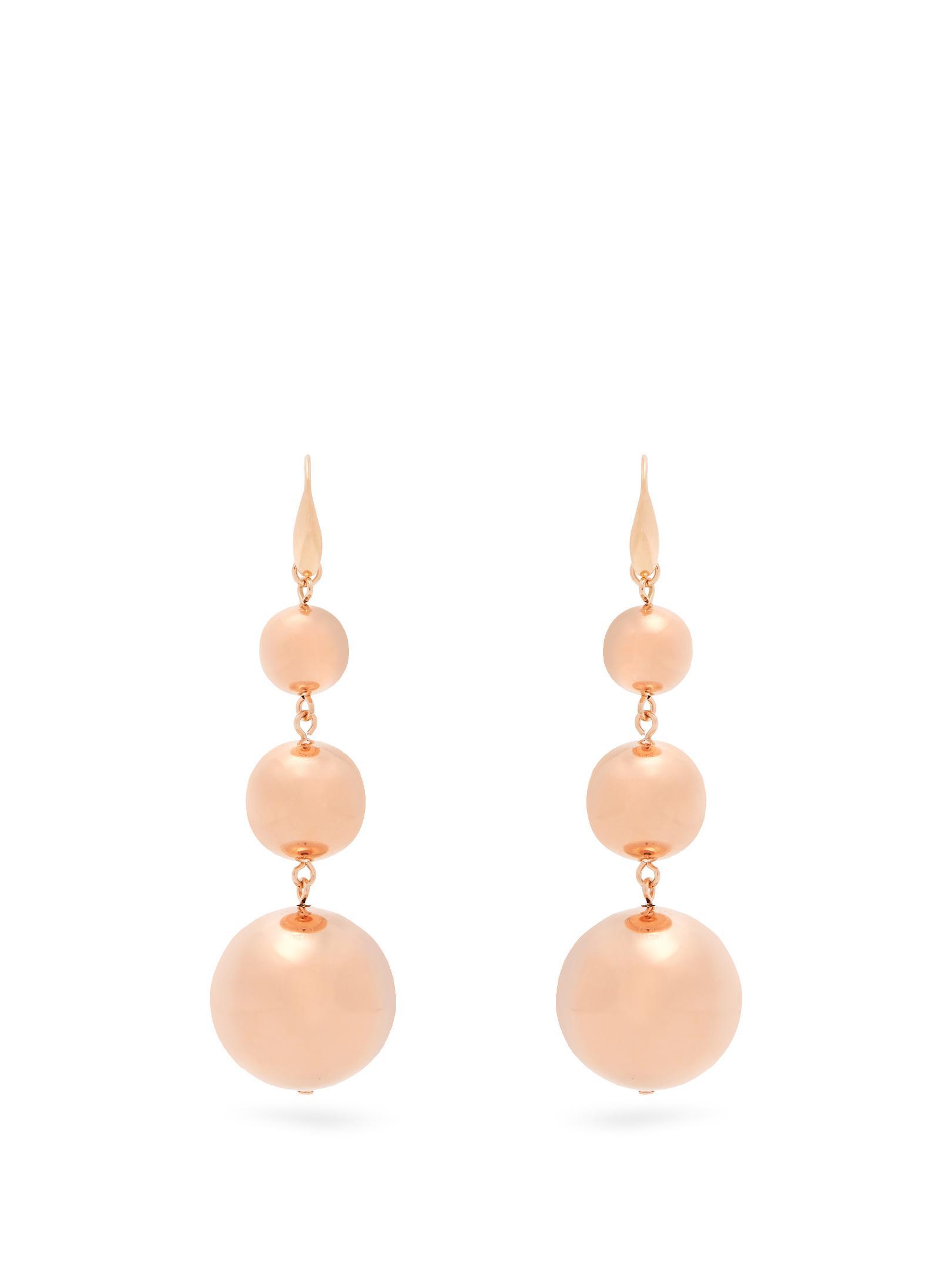 Ex Voto earrings - Pink & Purple Isabel Marant oaChFNaTr