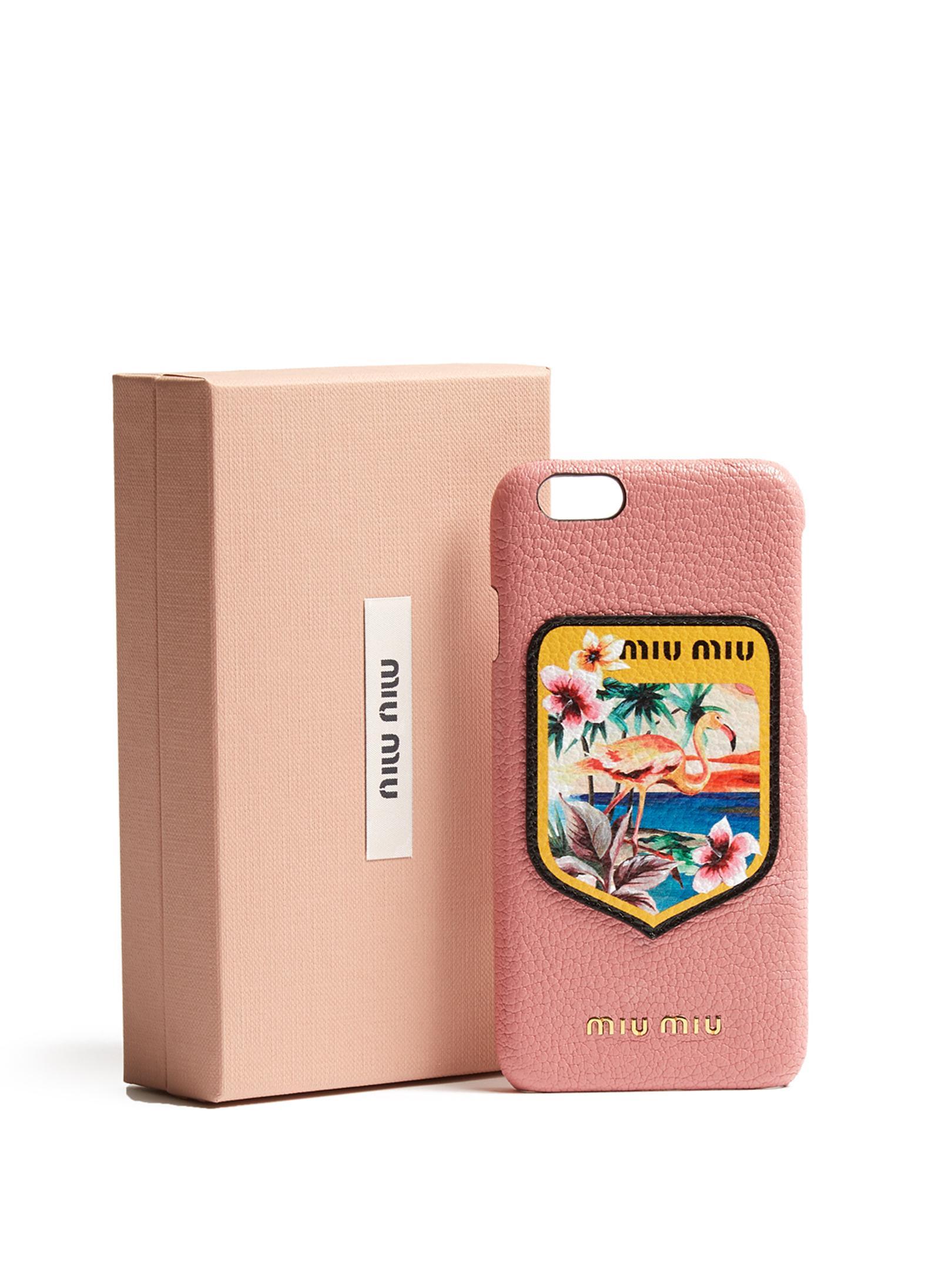 Miu Miu Iphone Case 6