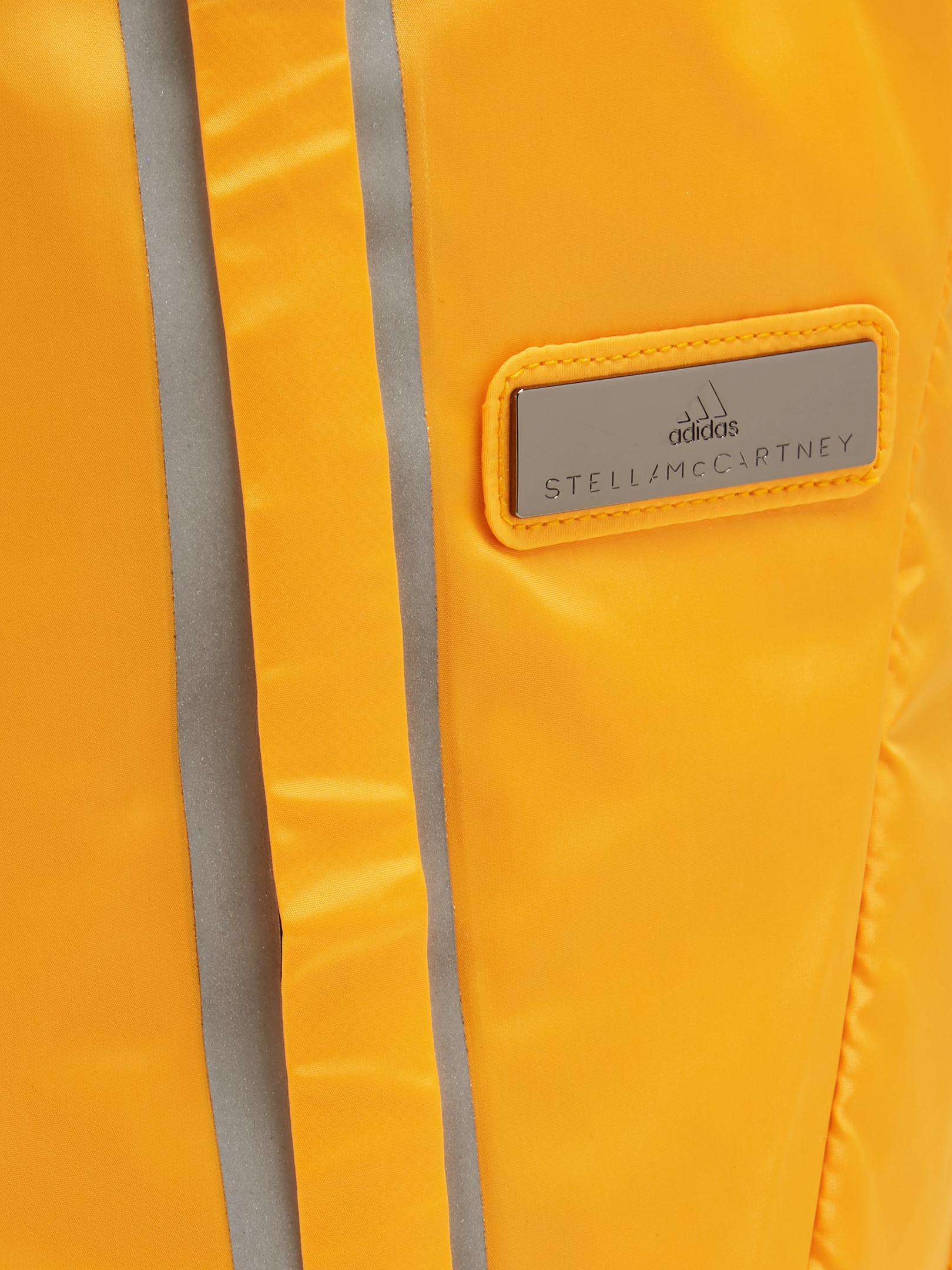 adidas by stella mccartney ORANGE Adizero Running Backpack