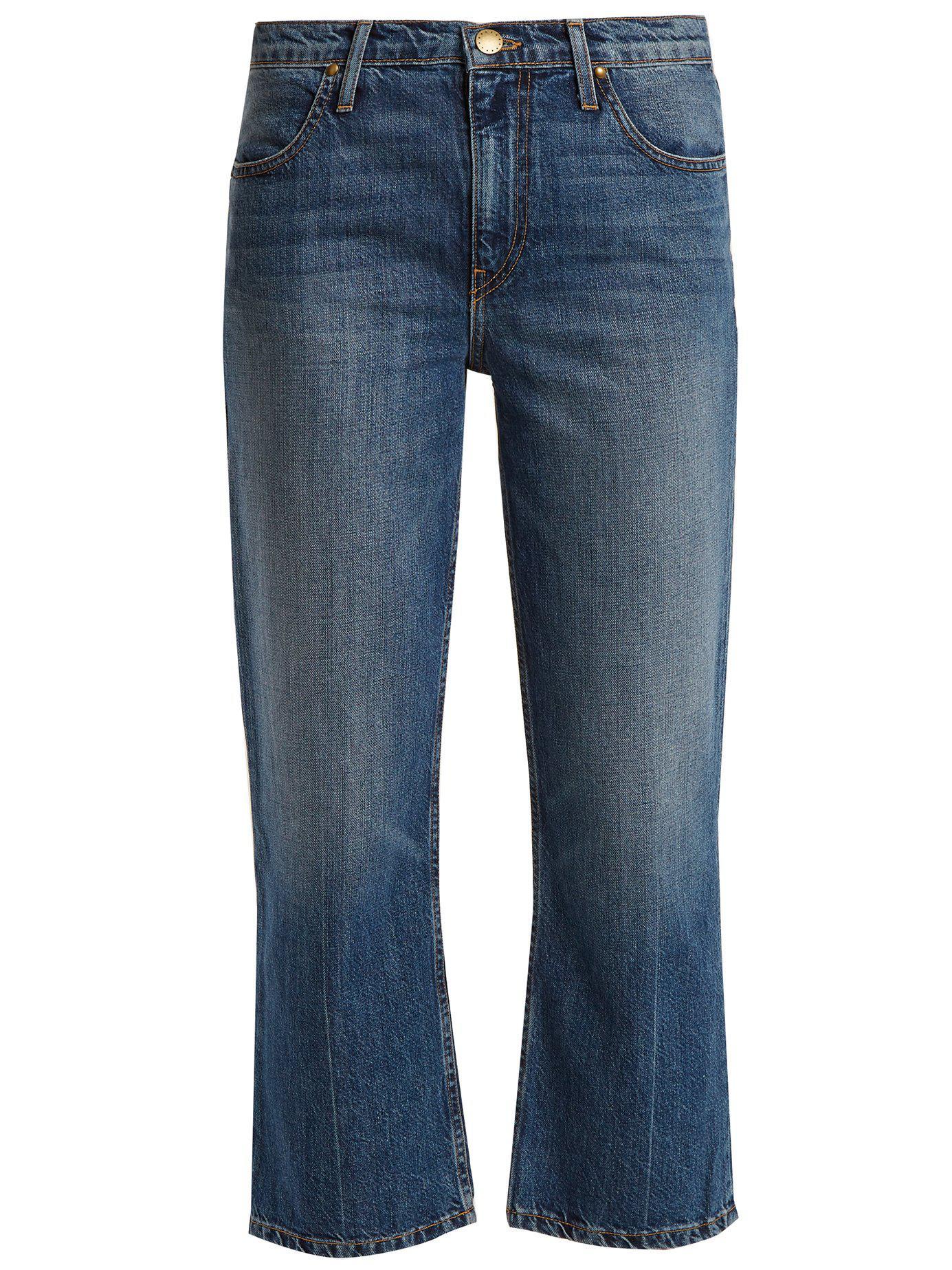 The Great Jean évasé taille mi-haute The Relaxed Nerd xlA9SP9bd