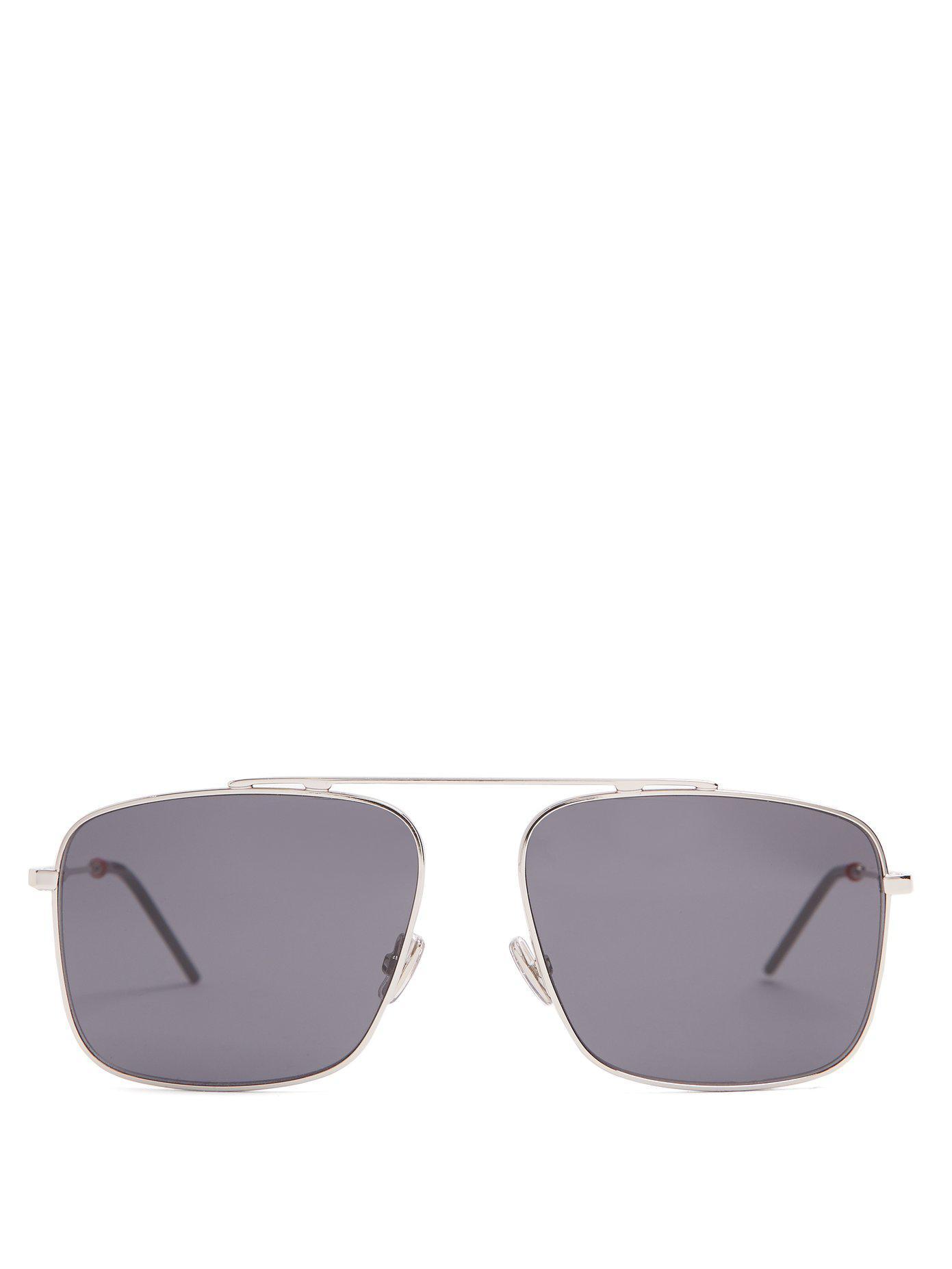 ba9d9e1d1b1e3 Silver Hardior Shield Sunglasses Dior homme Dior and Products