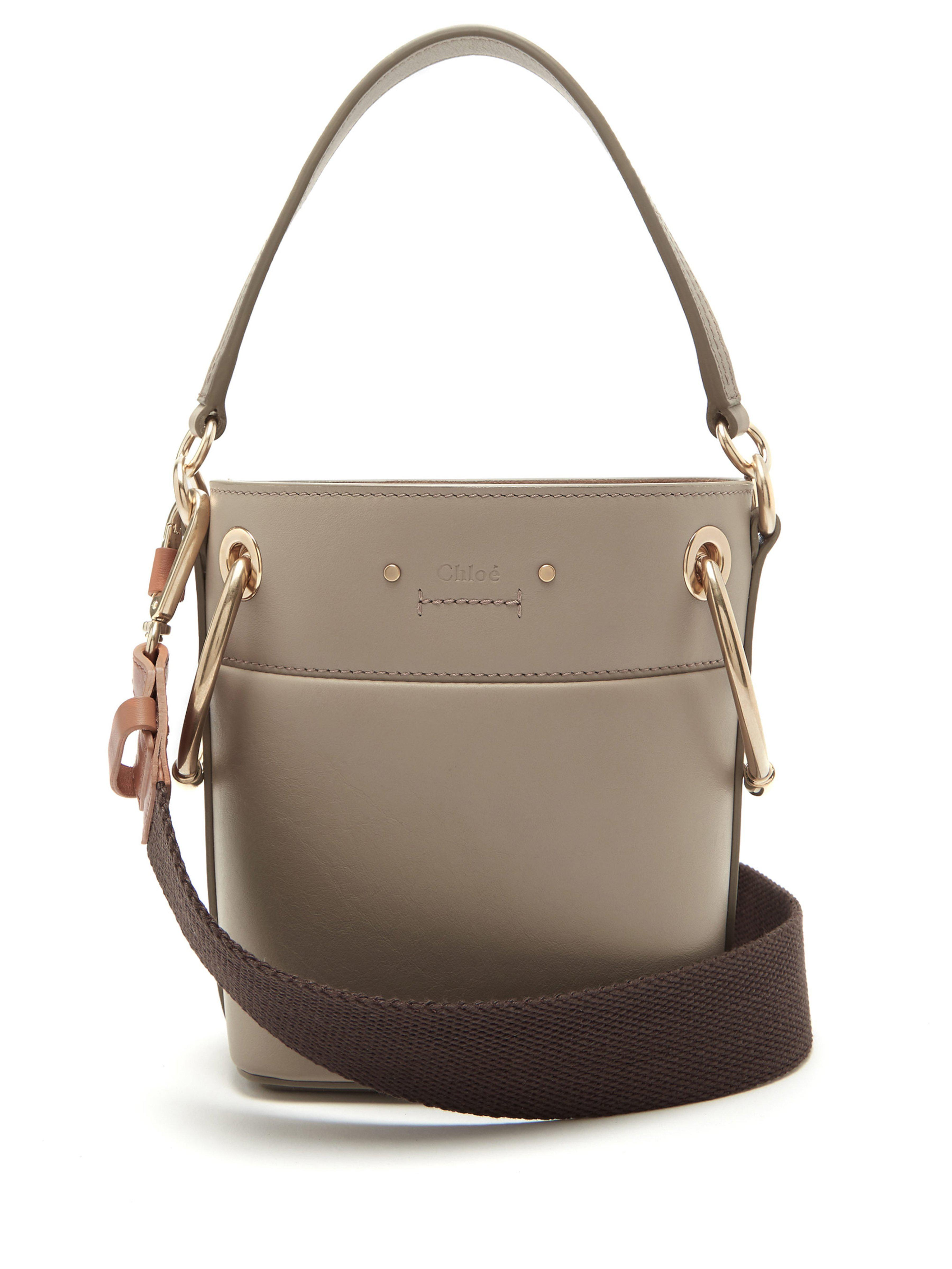 Desert Chloe suede/python faye medium bag sale