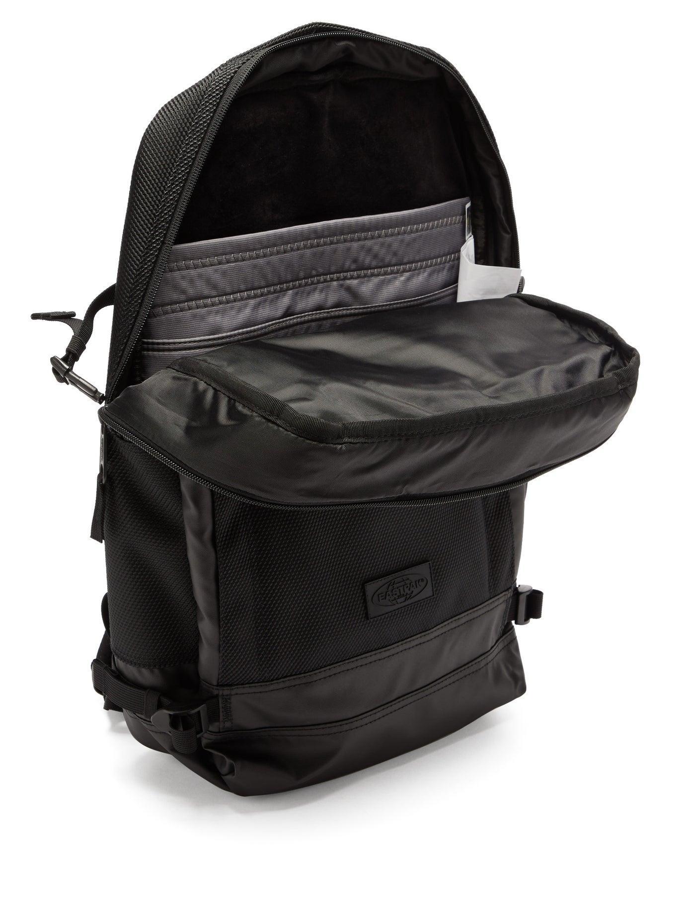 5decc474ee1 Eastpak - Black Tecum M Backpack for Men - Lyst. View fullscreen
