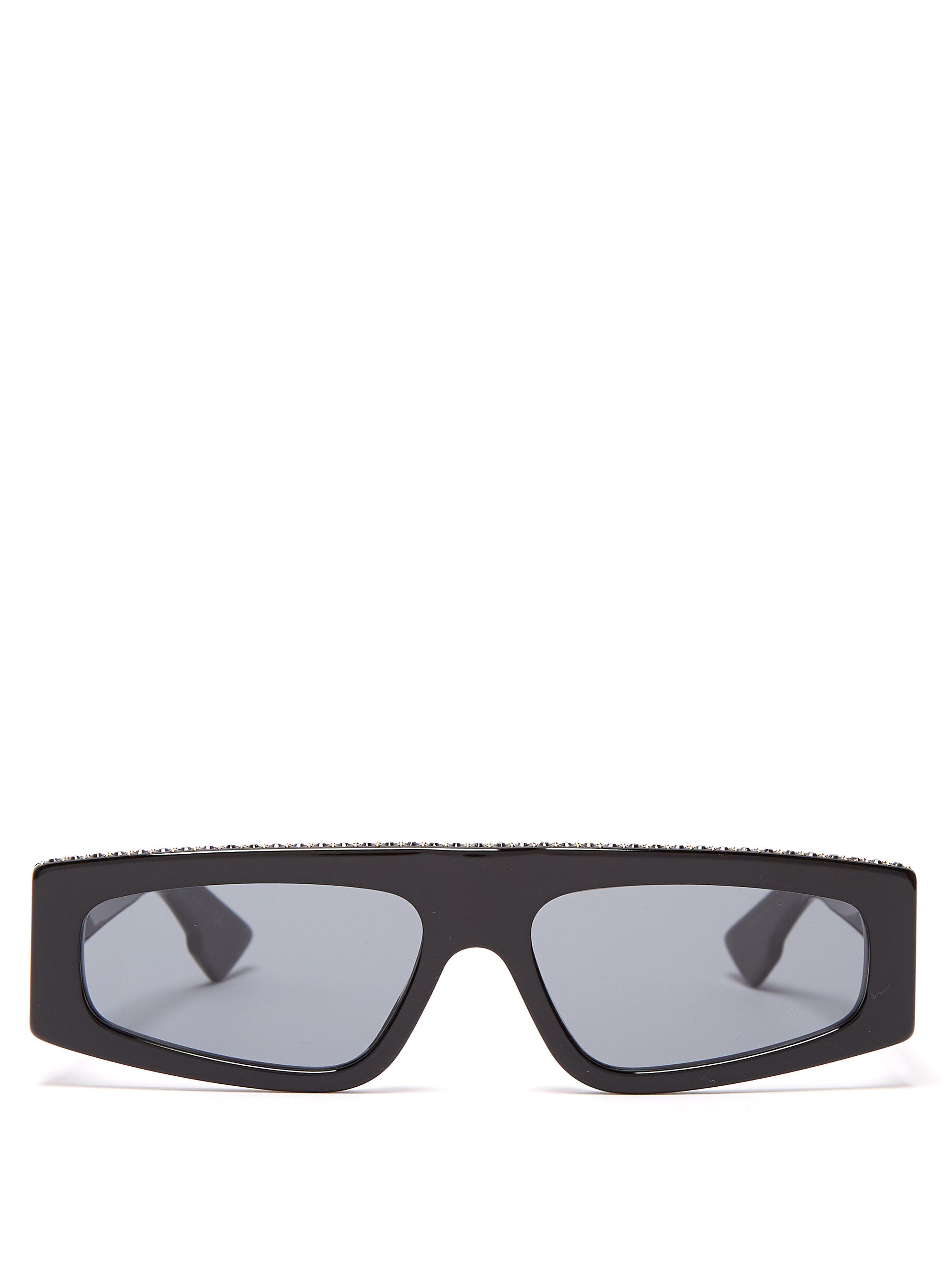 5cbcff424e Dior Power Sunglasses in Black - Save 9% - Lyst