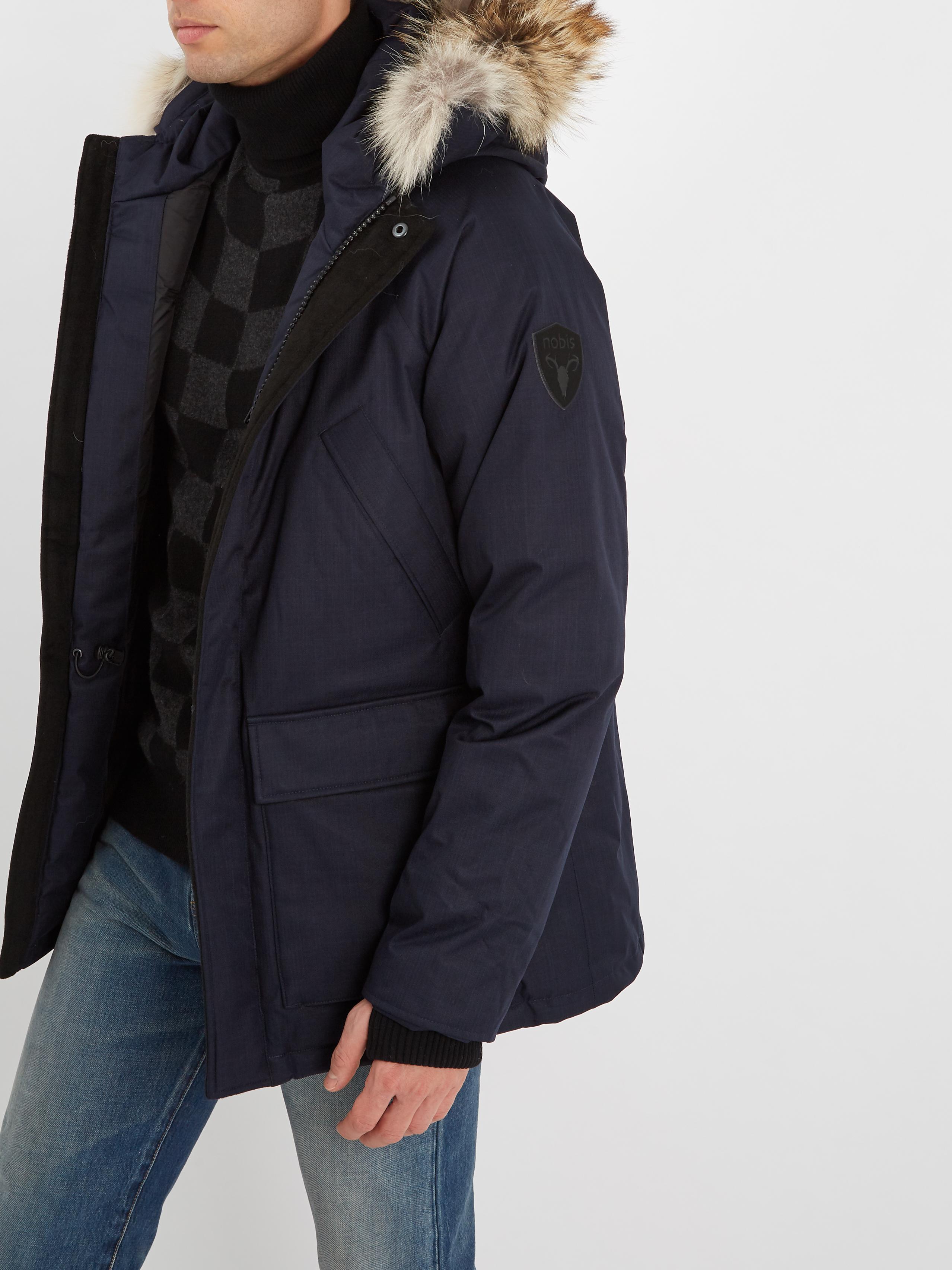 6c70b73c859 ebay nobis coat nike tech 3fda9 1af68