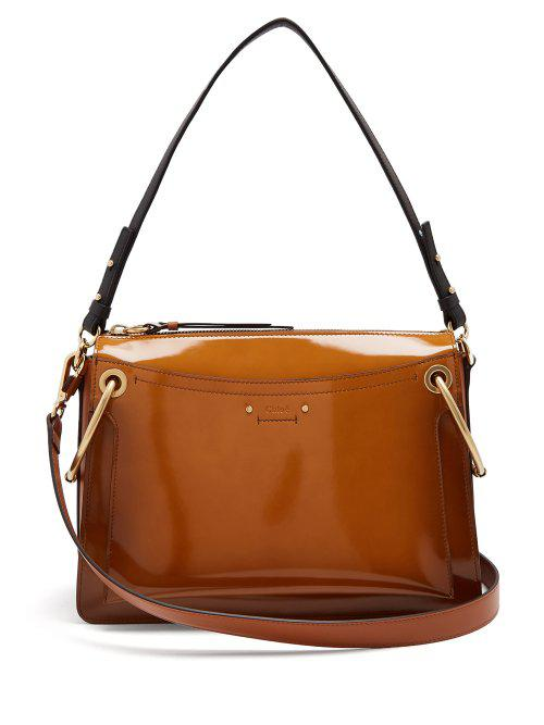 Roy medium bag - Brown Chloé For Sale Buy Authentic Online MFqQU5