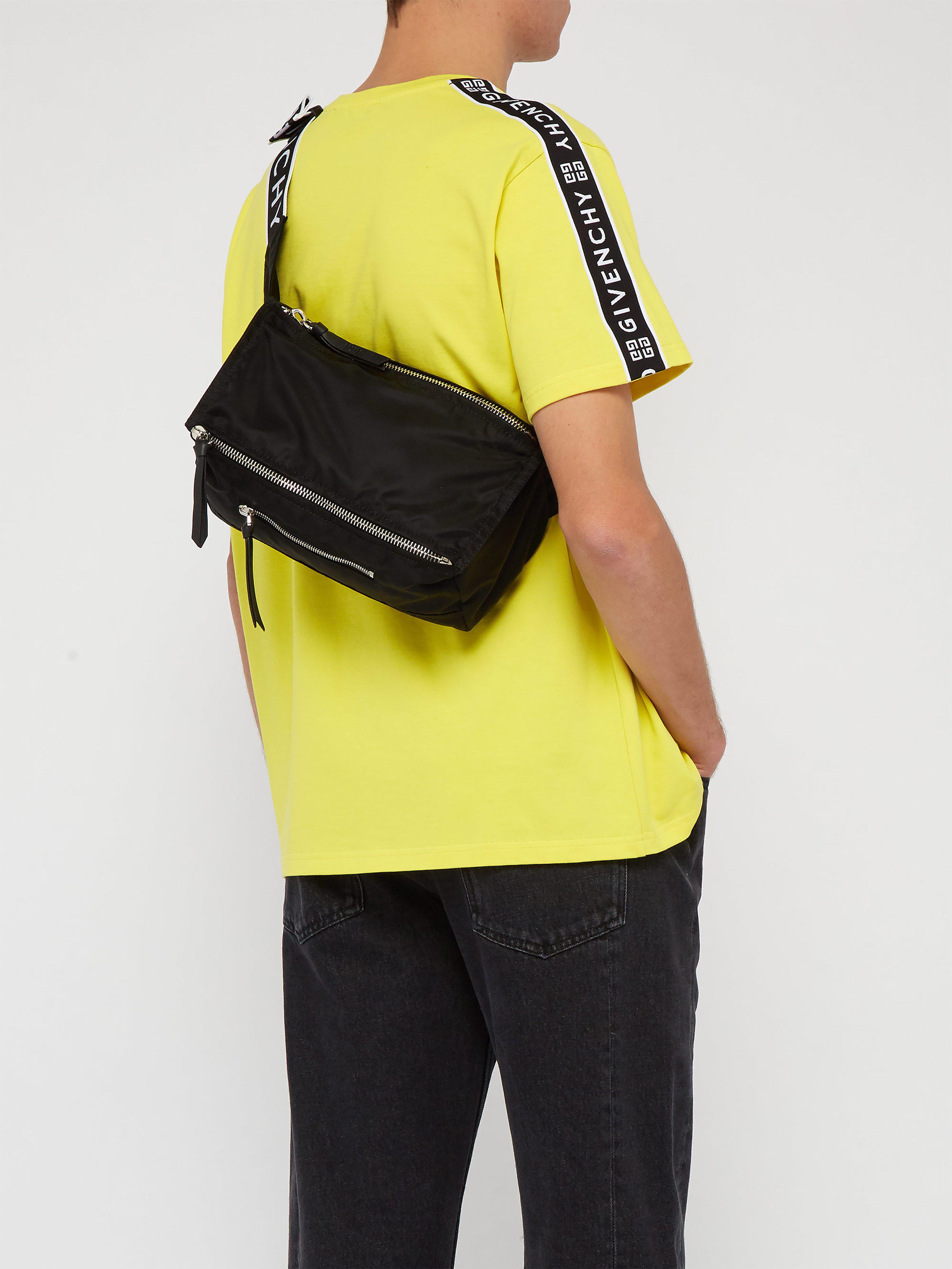 Givenchy - Black Pandora Shell Cross Body Bag for Men - Lyst. View  fullscreen 9dccc8e889