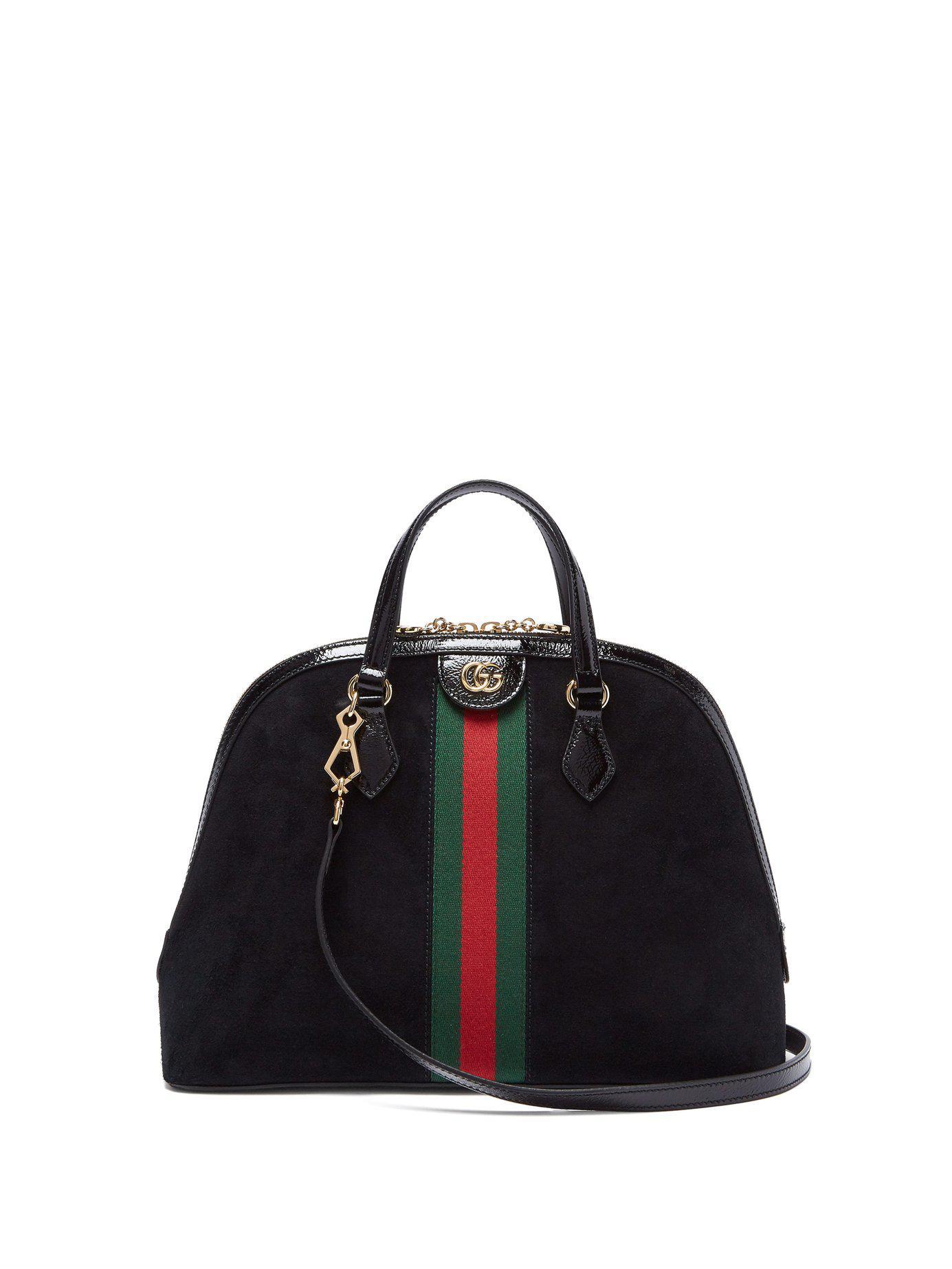 340c49fdc016 Gucci Suede Bag – Hanna Oaks