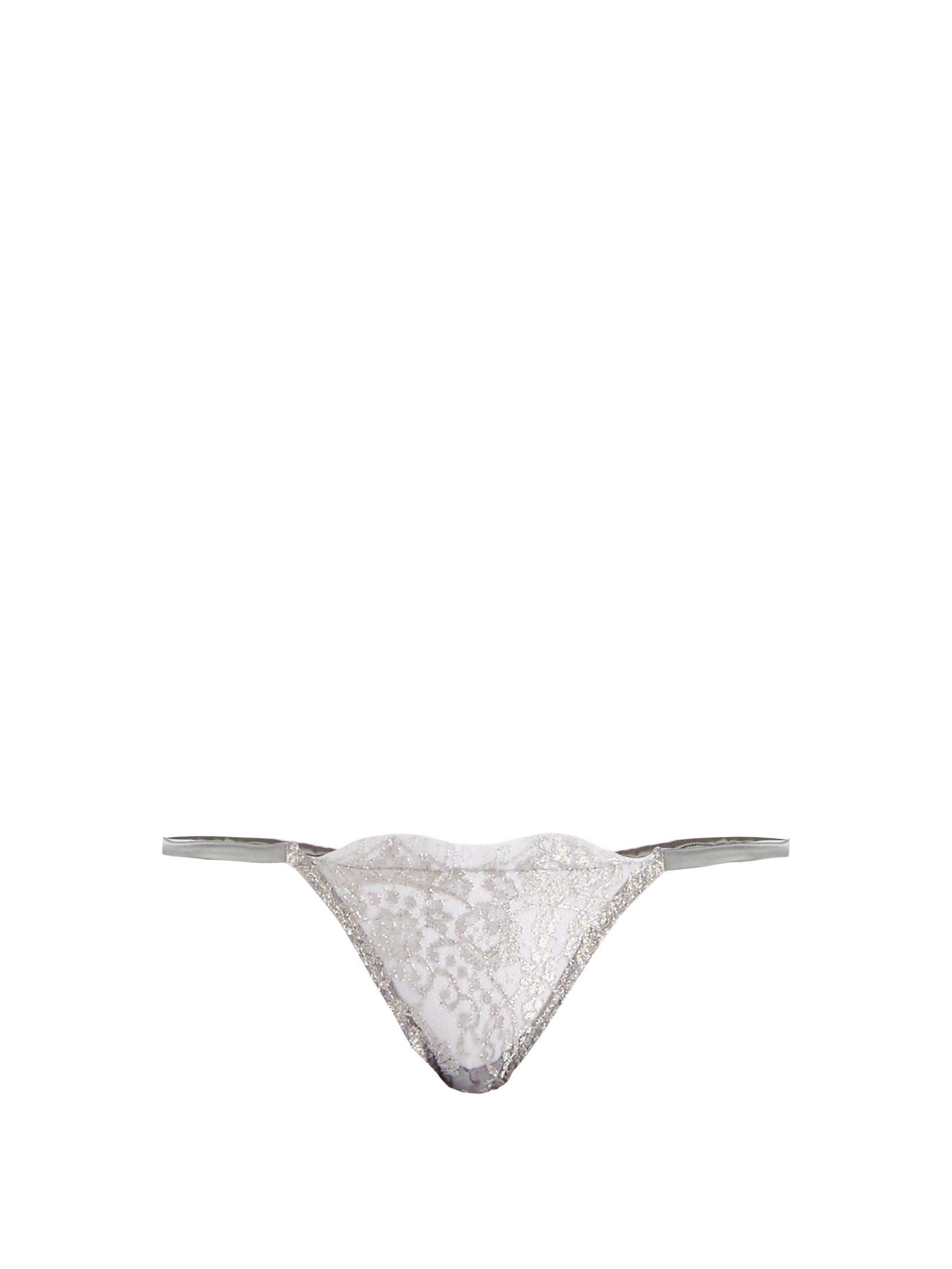 Sale For Sale Sale Classic Ardea embroidered-lace thong Coco de Mer Free Shipping Wiki Sale 2018 Wide Range Of 4ci2v