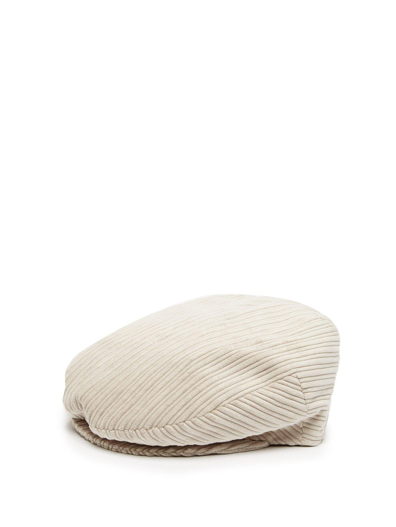 Isabel Marant - Natural Gabor Cotton Corduroy Cap - Lyst. View fullscreen 14b92eea2ca5