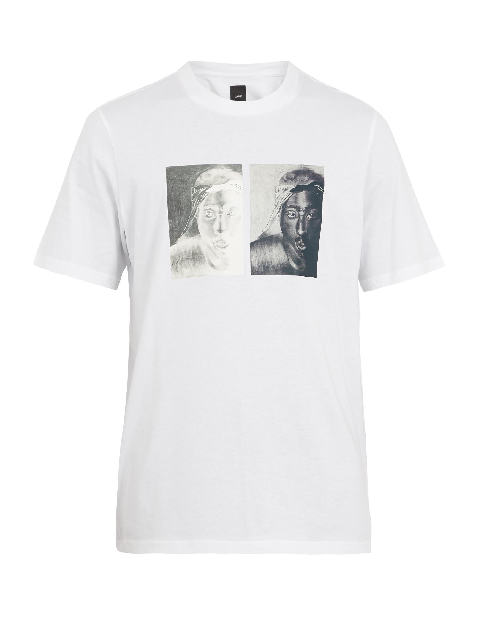 hand print T-shirt - Black OAMC Cheap Best Wholesale taocDYPP