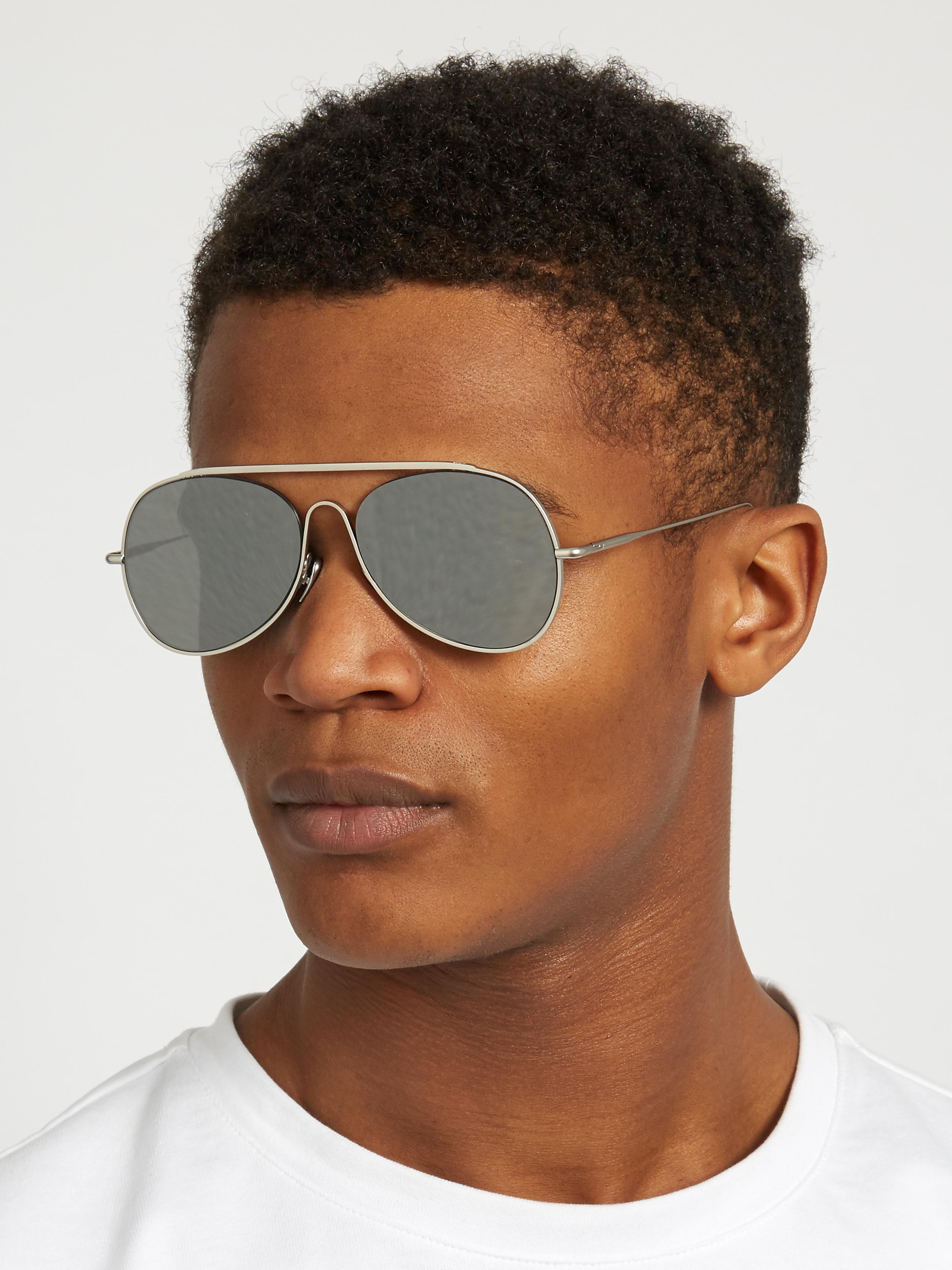 Black Acne Sunglasses Studios Large Spitfire xqgxXO 233effcee5ff