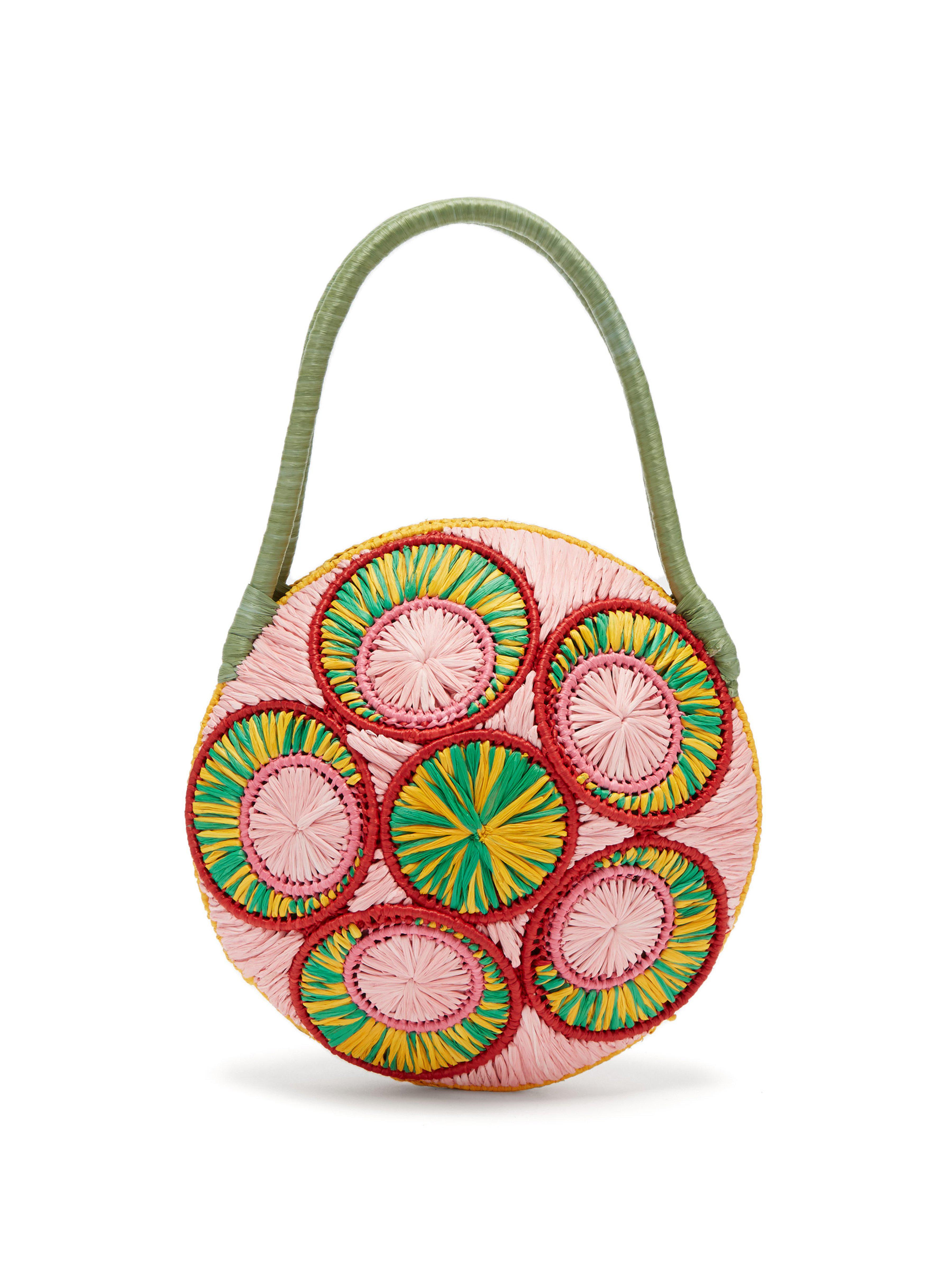 a47e2d10ef84 Sophie Anderson. Women s Saba Woven Raffia Bag