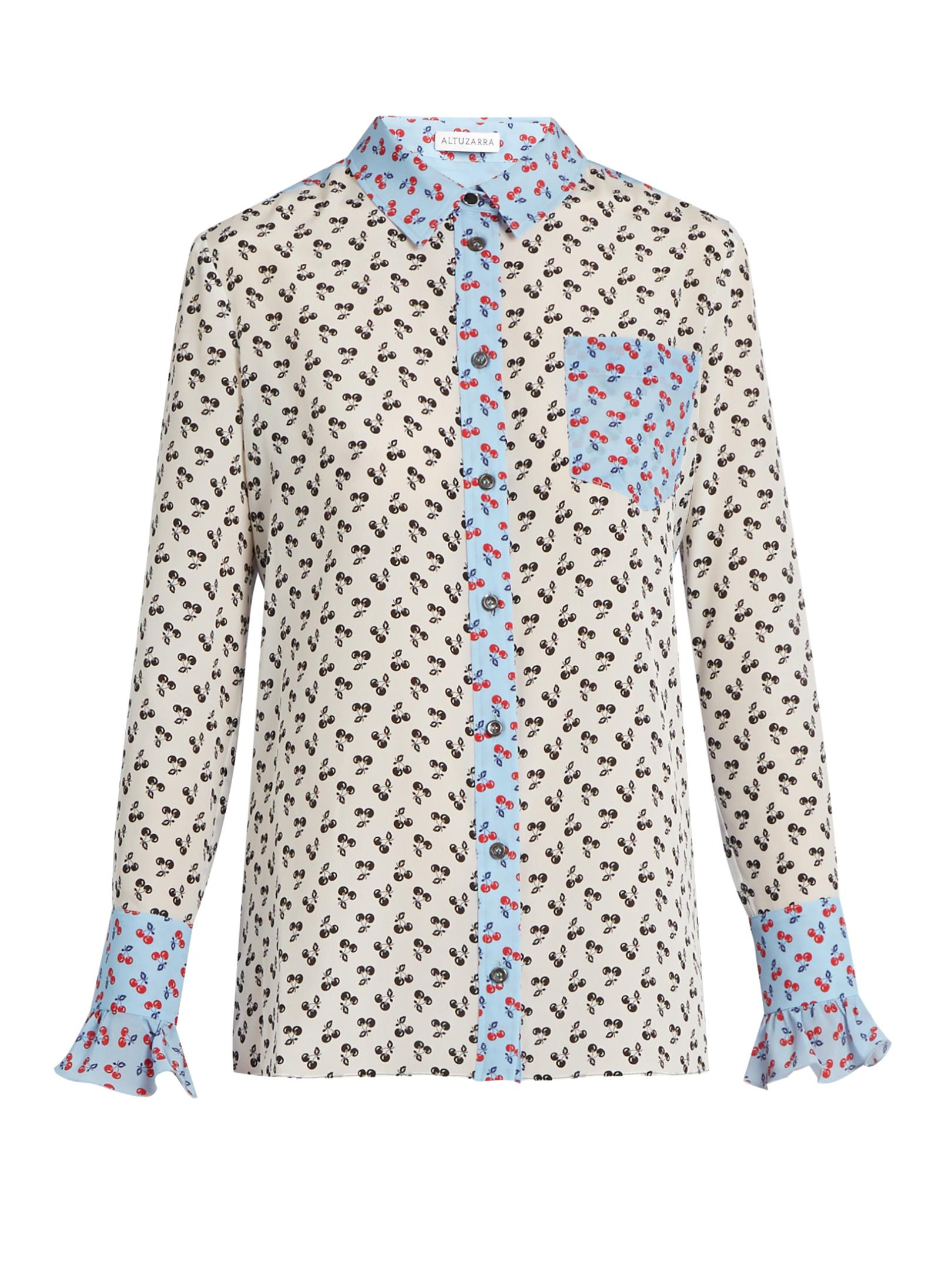 Shopping Online Cheap Online With Paypal Low Price SHIRTS - Shirts Altuzarra Discount Hot Sale Wholesale Online jTDh2h