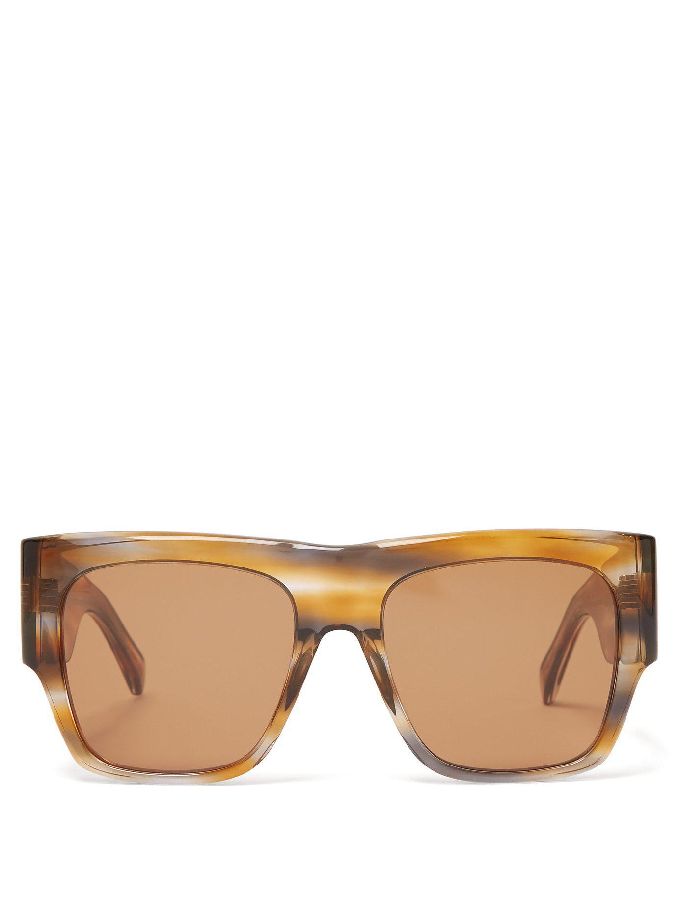 2f8d0f91d62 Céline. Women s Flat Top Acetate Sunglasses
