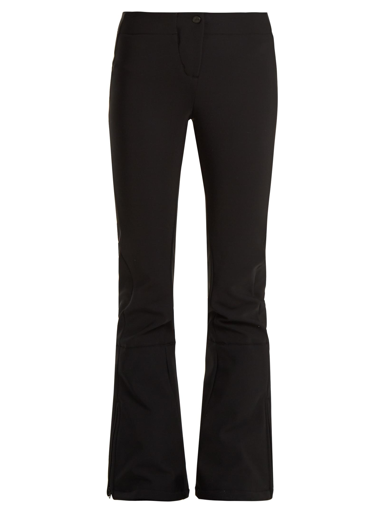 Fusalp Tipi Ii Kick flare Ski Trousers in Black Lyst